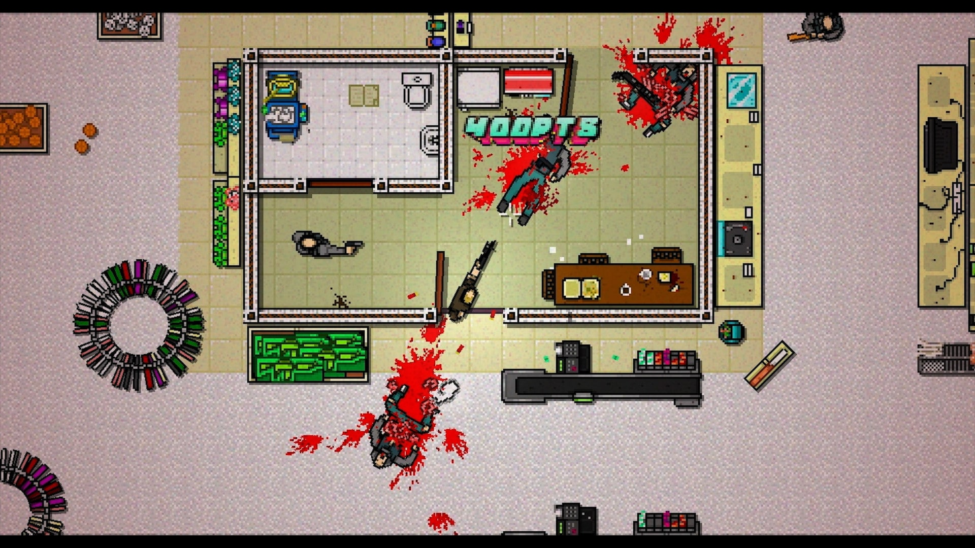 Hotline Miami 2: Wrong Number Steam Key GLOBAL - 4