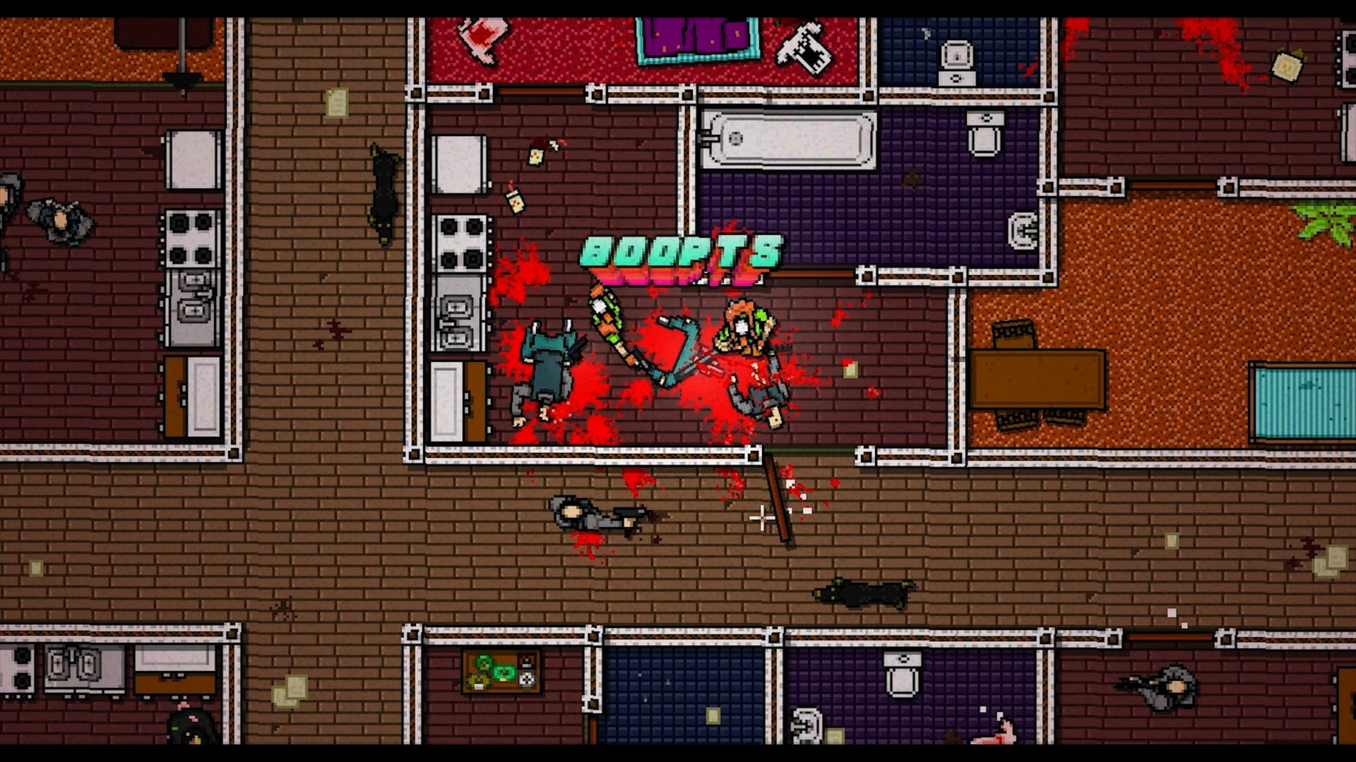 Hotline Miami 2: Wrong Number Steam Key GLOBAL - 2