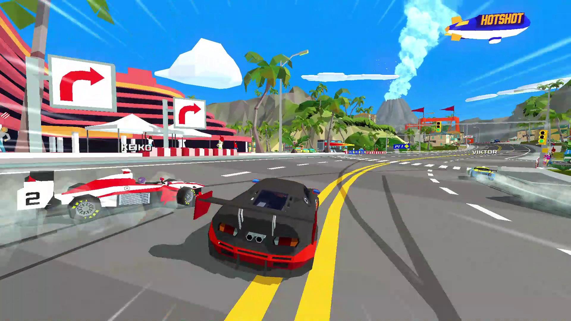 Hotshot Racing (PC) - Steam Key - GLOBAL - 3
