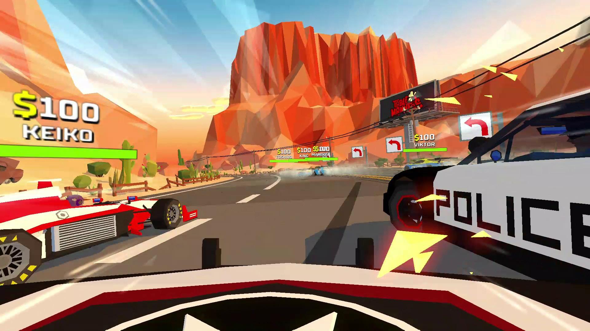 Hotshot Racing (PC) - Steam Key - GLOBAL - 4