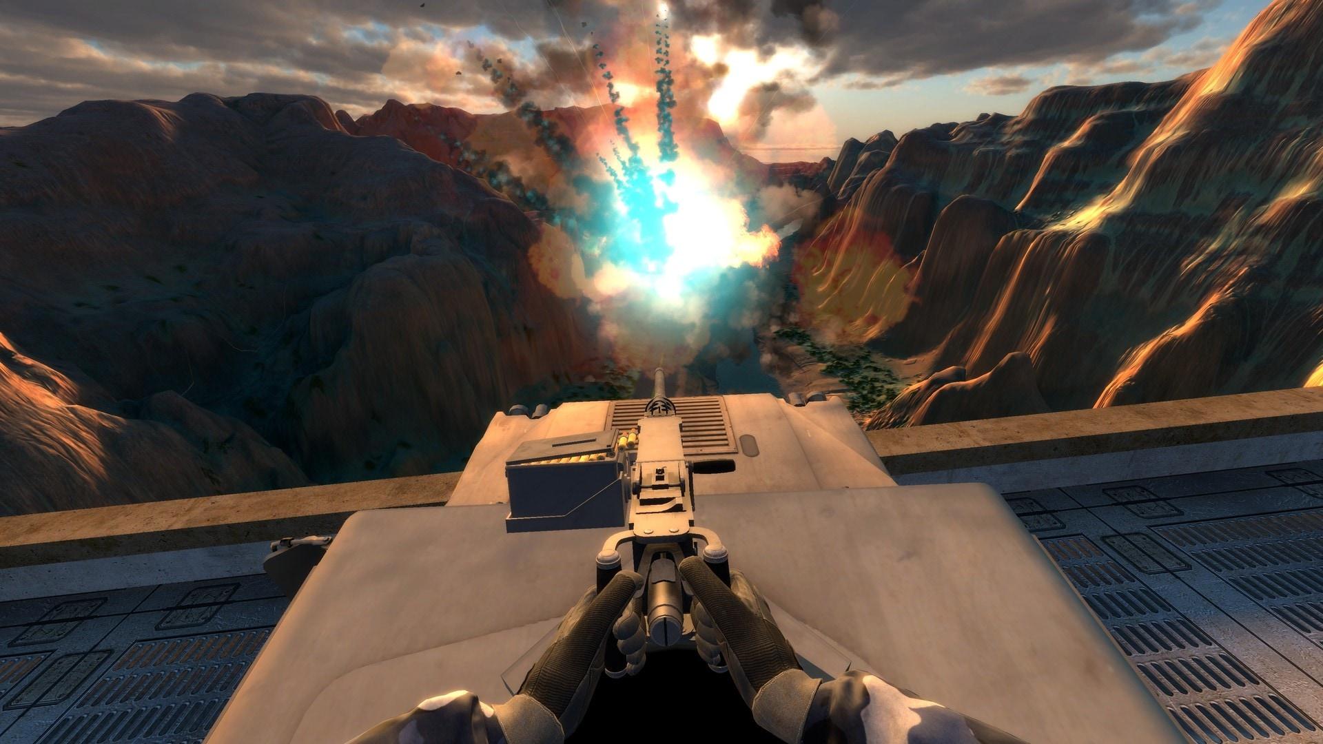 Hunt Down The Freeman Steam Key GLOBAL - 2