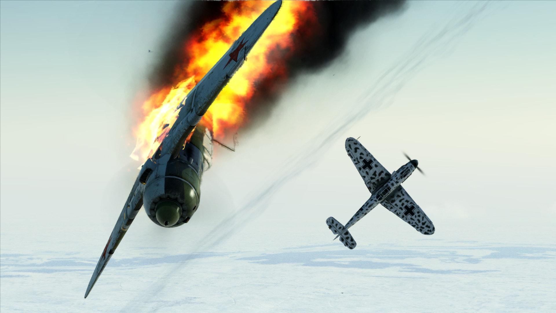 IL-2 Sturmovik: Battle of Stalingrad Steam Key GLOBAL - 3