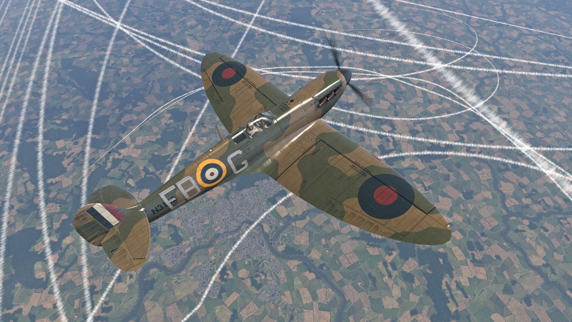 IL-2 Sturmovik: Cliffs of Dover Blitz Edition Steam Key GLOBAL - 2