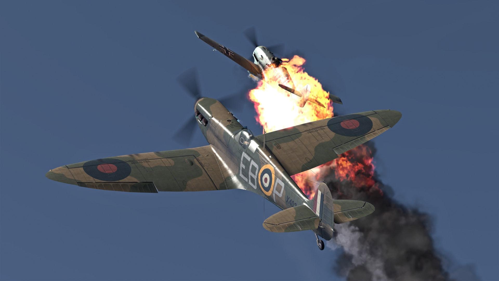 IL-2 Sturmovik: Cliffs of Dover Blitz Edition Steam Key GLOBAL - 4