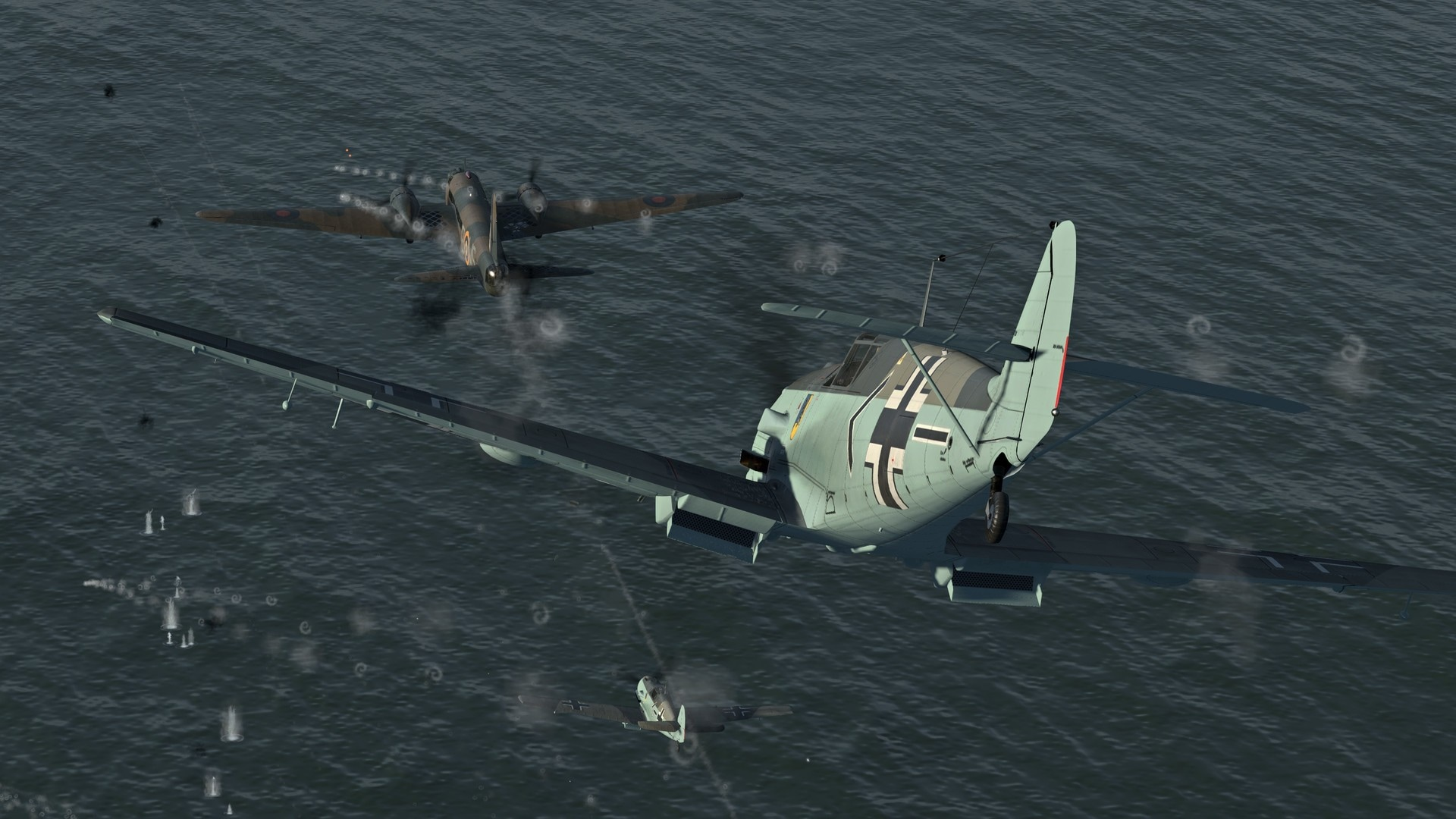 IL-2 Sturmovik: Cliffs of Dover Blitz Edition Steam Key GLOBAL - 3