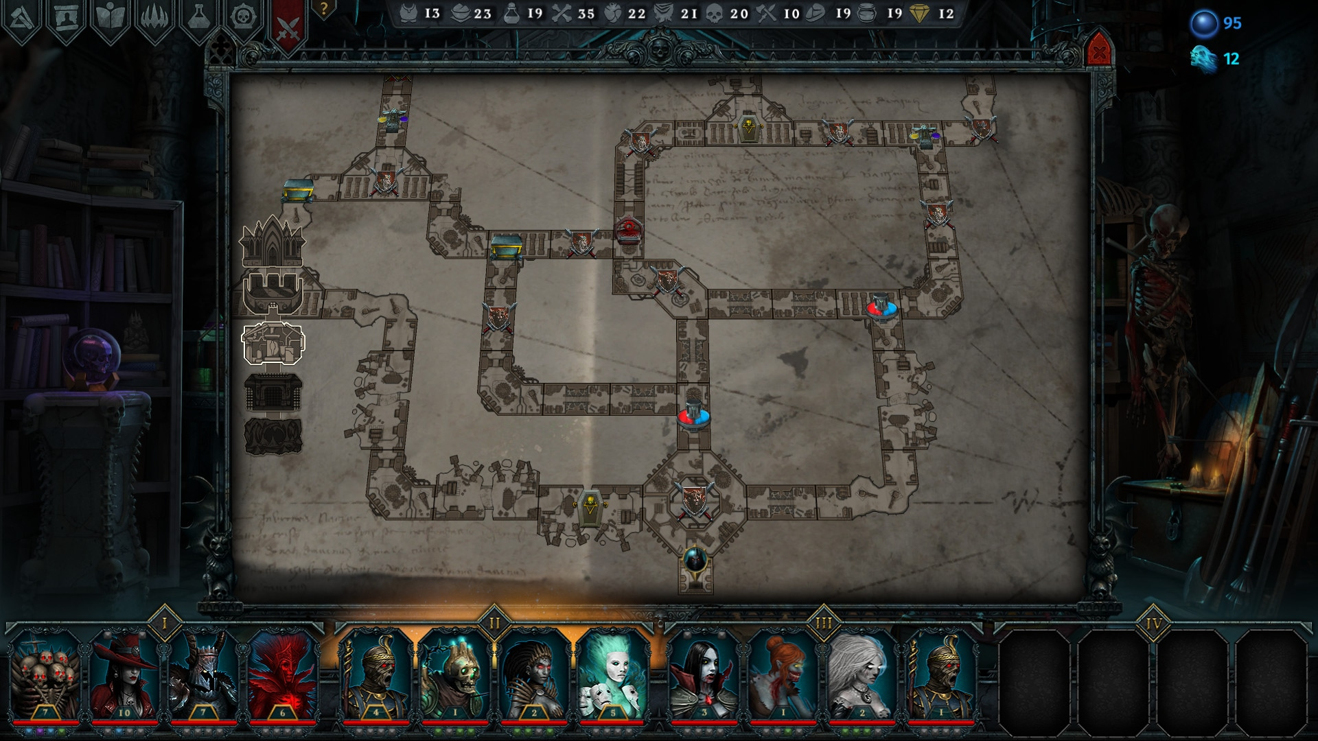 Iratus: Lord of the Dead Steam Key GLOBAL - 3