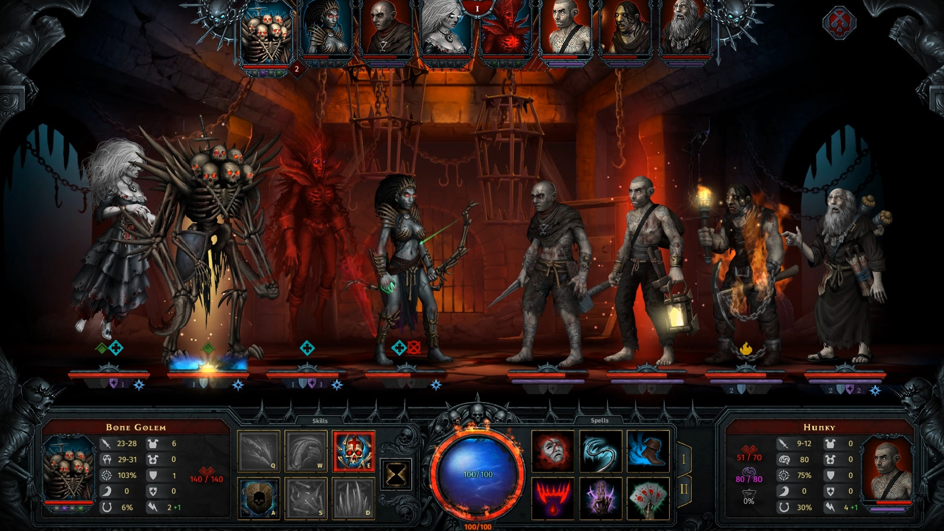 Iratus: Lord of the Dead Steam Key GLOBAL - 4