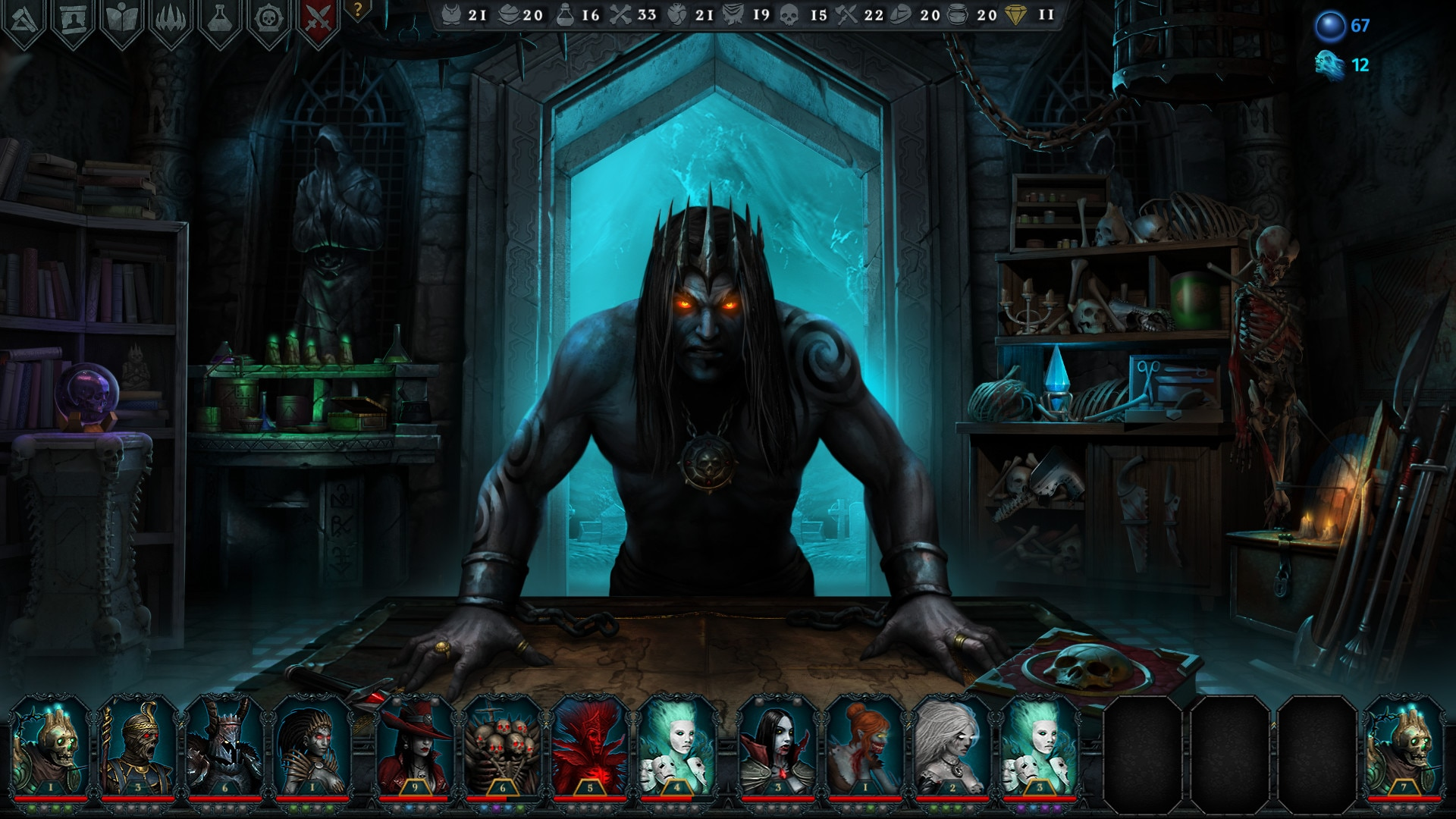 Iratus: Lord of the Dead Steam Key GLOBAL - 2