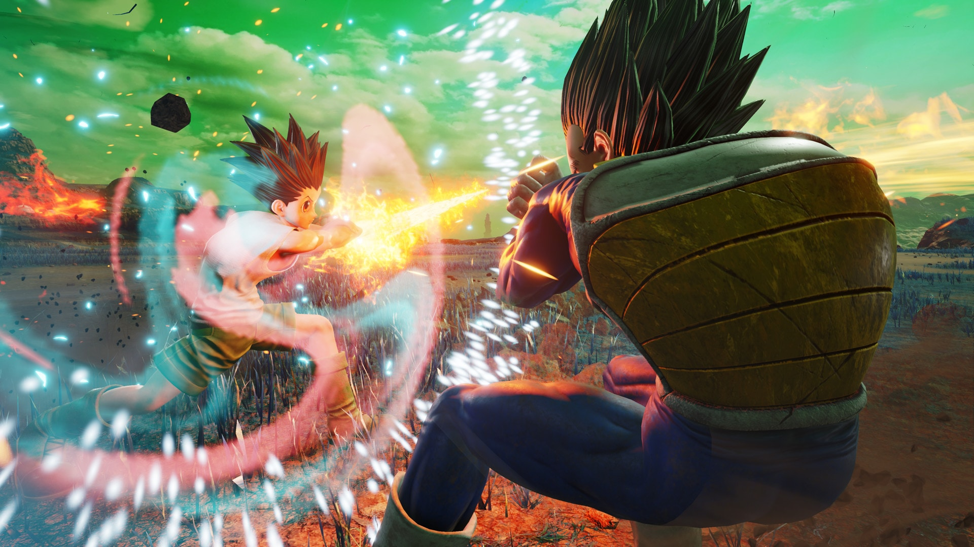 JUMP FORCE | Deluxe Edition (Nintendo Switch) - Nintendo Key - EUROPE - 4