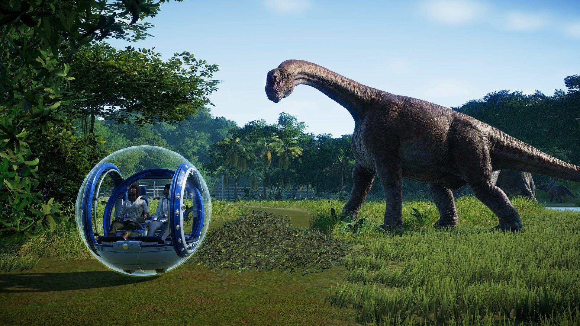 Jurassic World Evolution Steam Key GLOBAL - 4