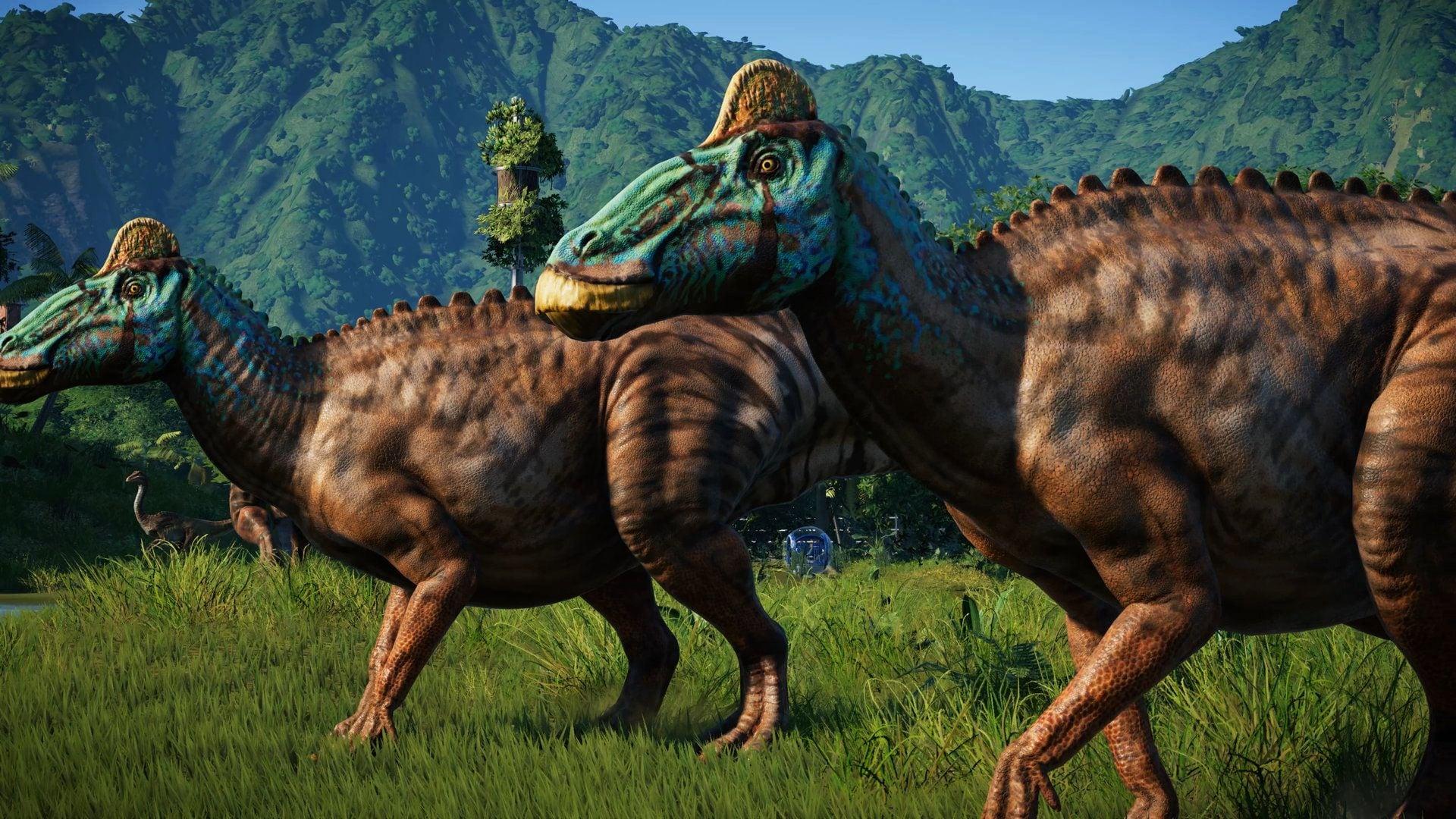 Jurassic World Evolution Steam Key GLOBAL - 3