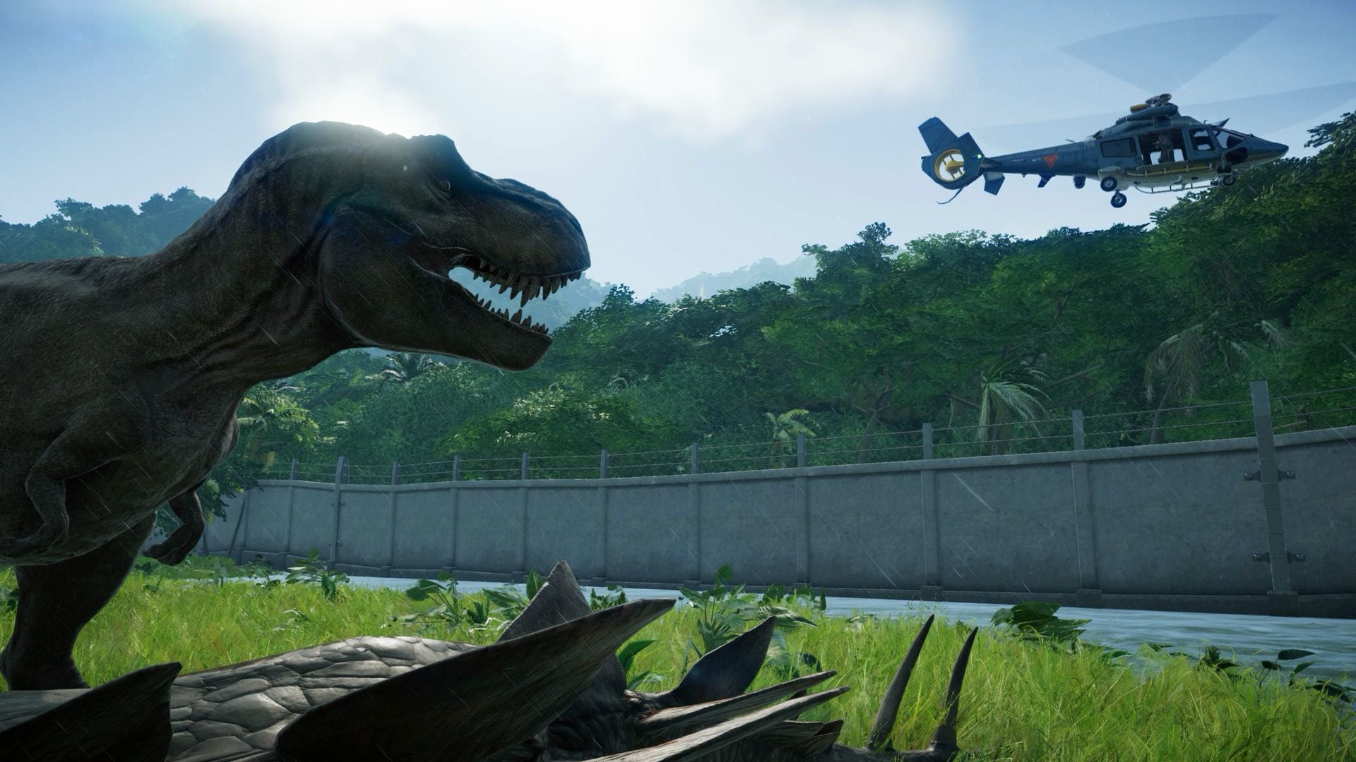 Jurassic World Evolution Steam Key GLOBAL - 2