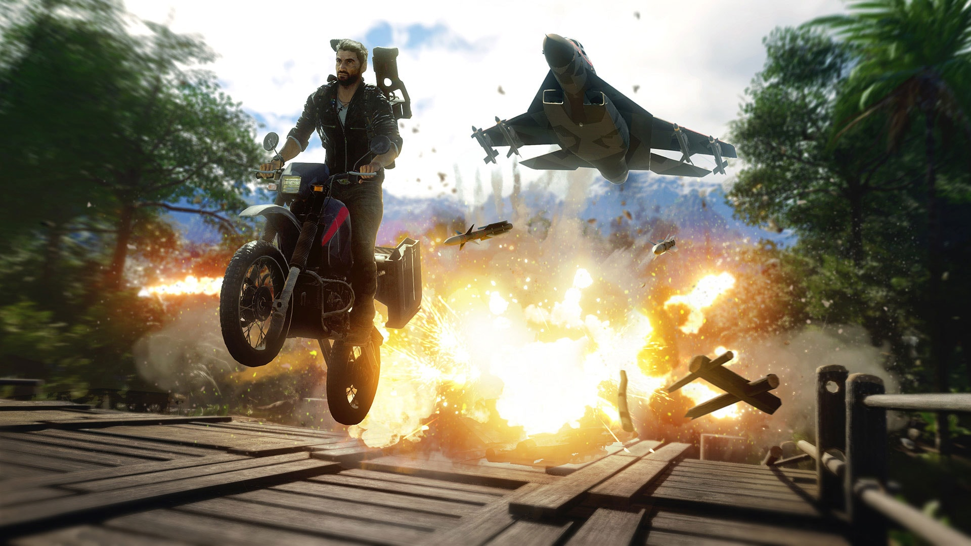 Just Cause 4 (PC) - Steam Key - GLOBAL - 3
