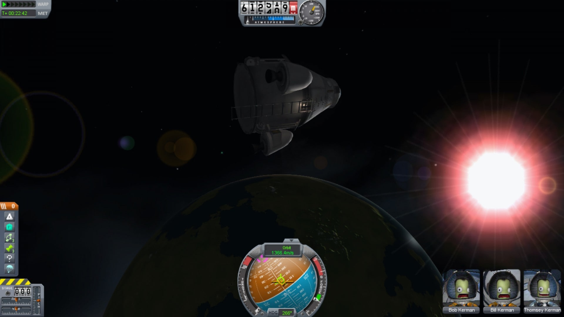 Kerbal Space Program Steam Key GLOBAL - 3