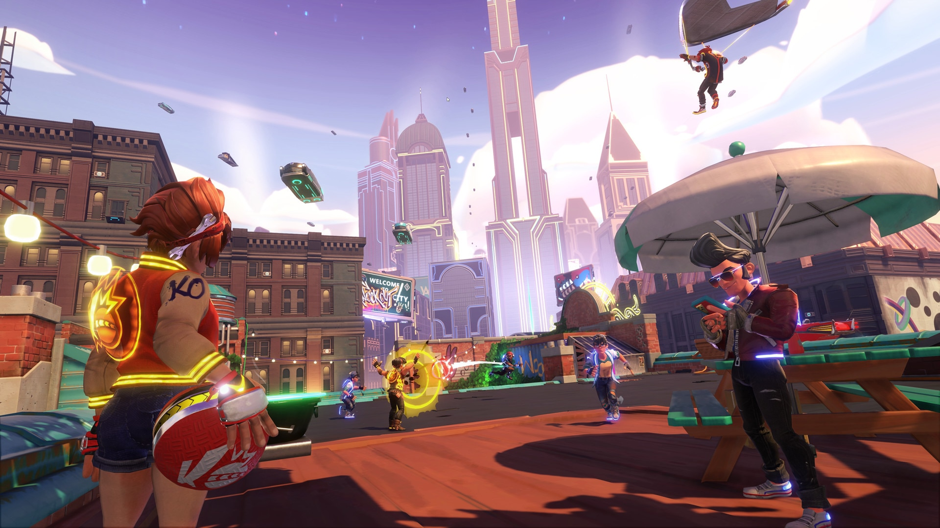 Knockout City (Xbox Series X/S) - Xbox Live Key - UNITED STATES - 4