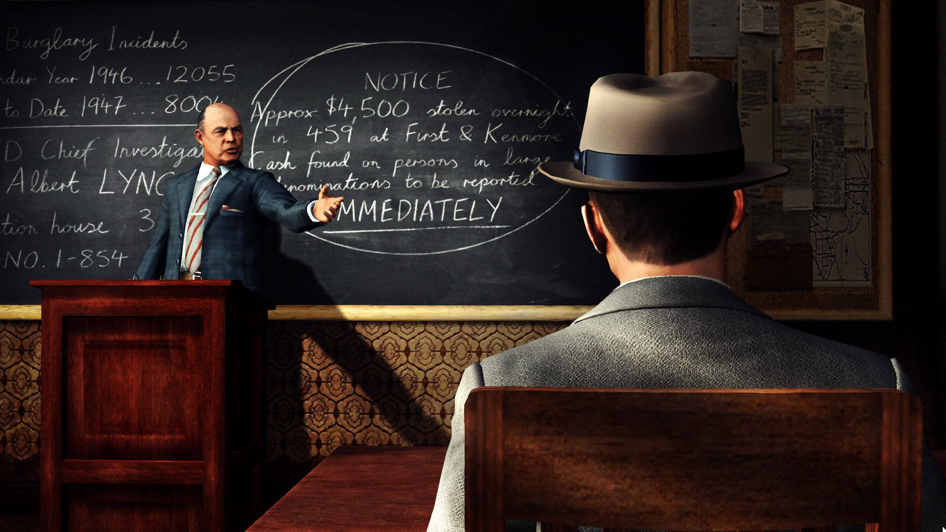 L.A. Noire: Complete Edition Steam Key GLOBAL - 3