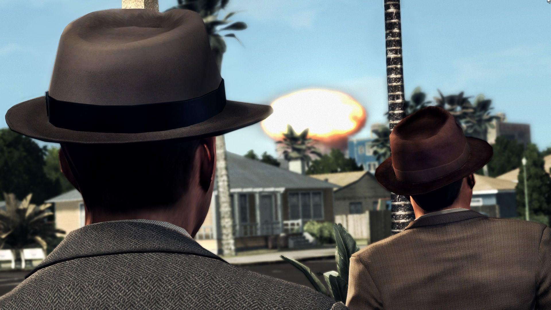 L.A. Noire Steam Key GLOBAL - 3