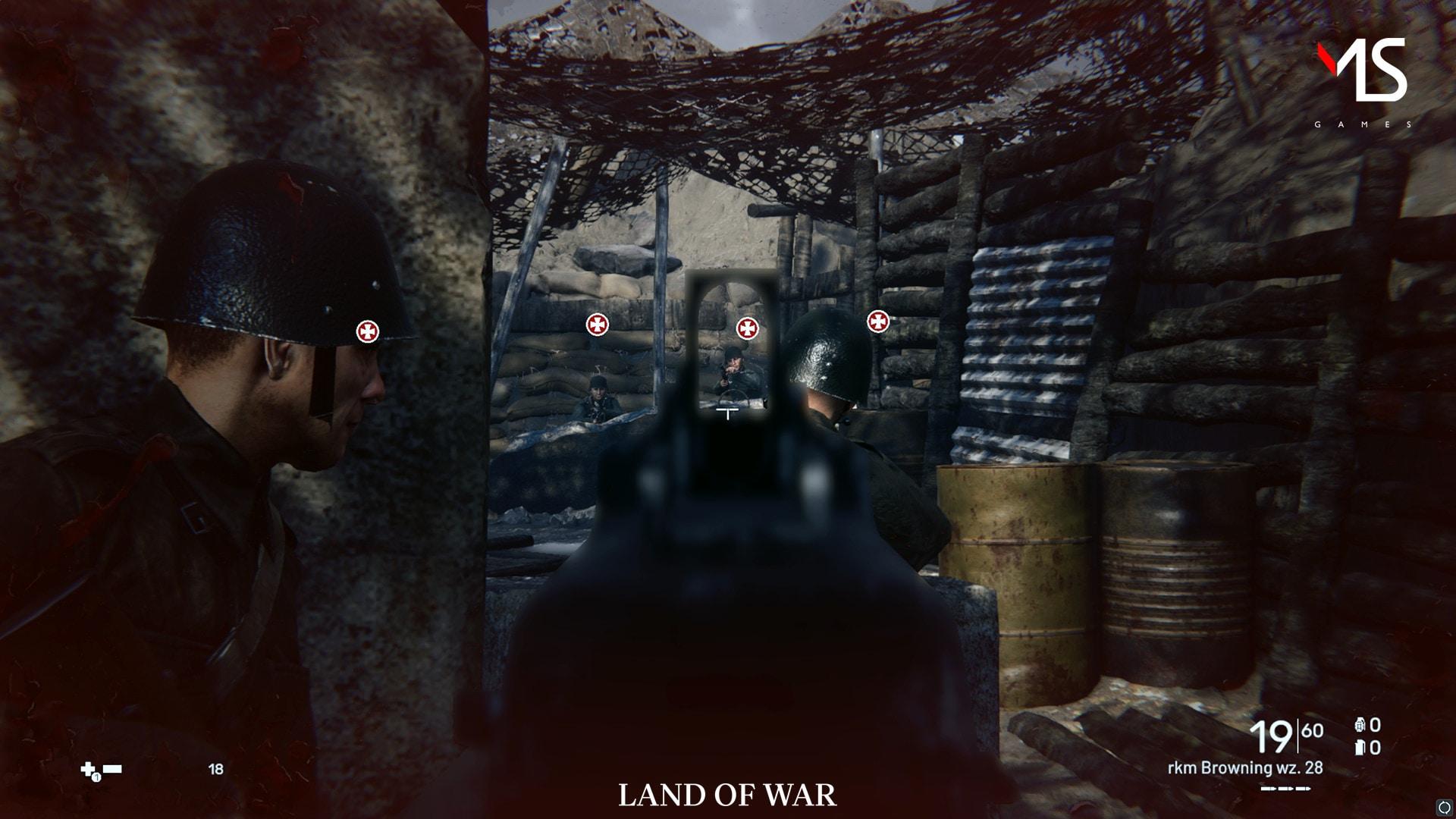 Land of War - The Beginning (PC) - Steam Gift - GLOBAL - 4