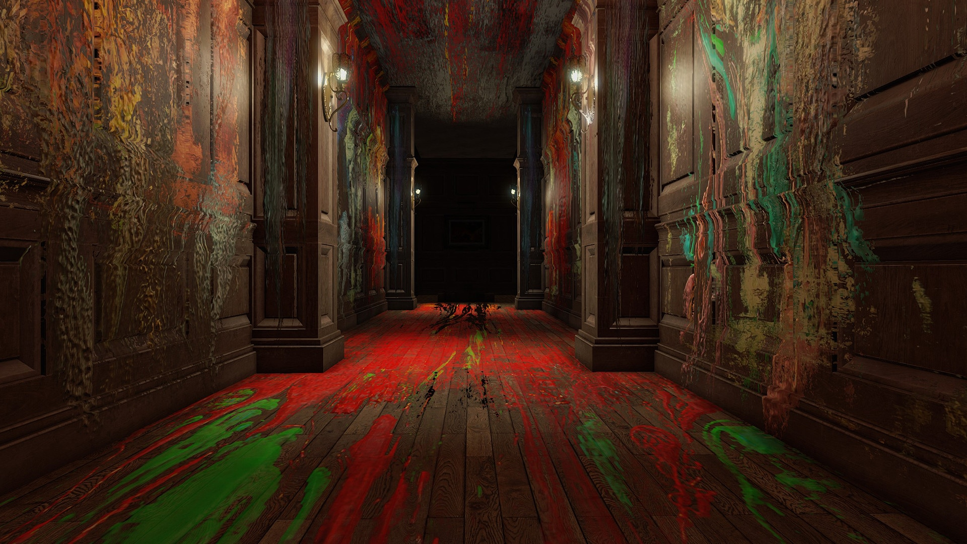 Layers of Fear Steam Key GLOBAL - 2