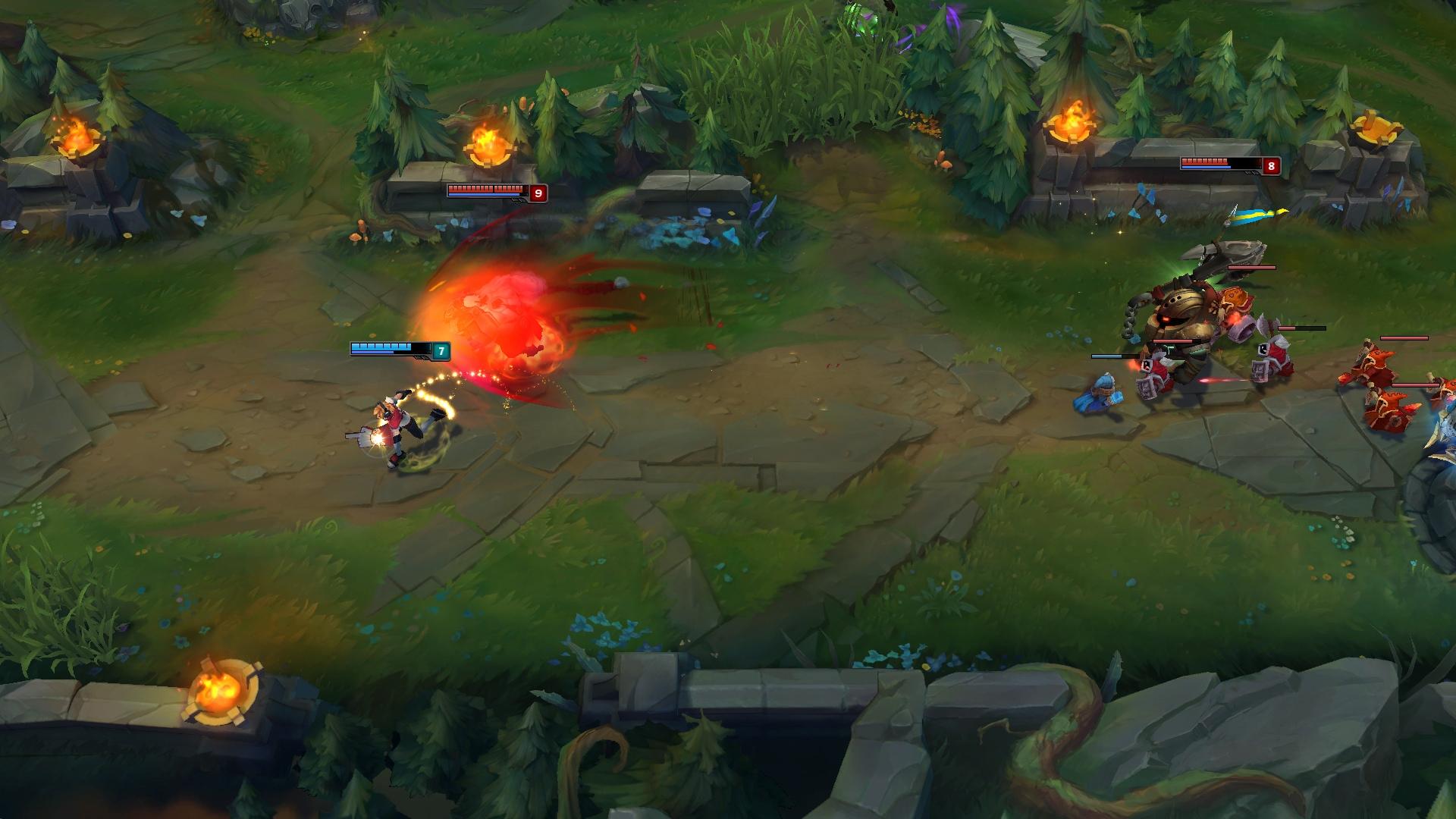 League of Legends Riot Points Riot TURKEY 400 RP Key - 3