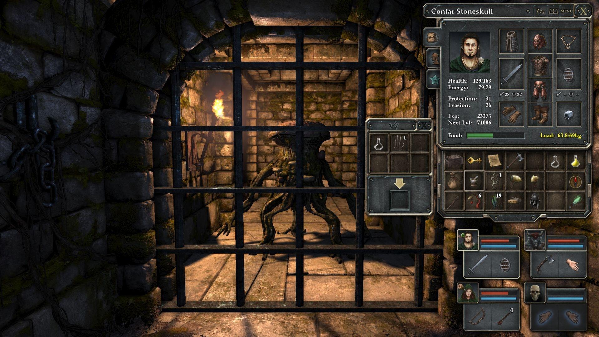 Legend of Grimrock Steam Key GLOBAL - 2