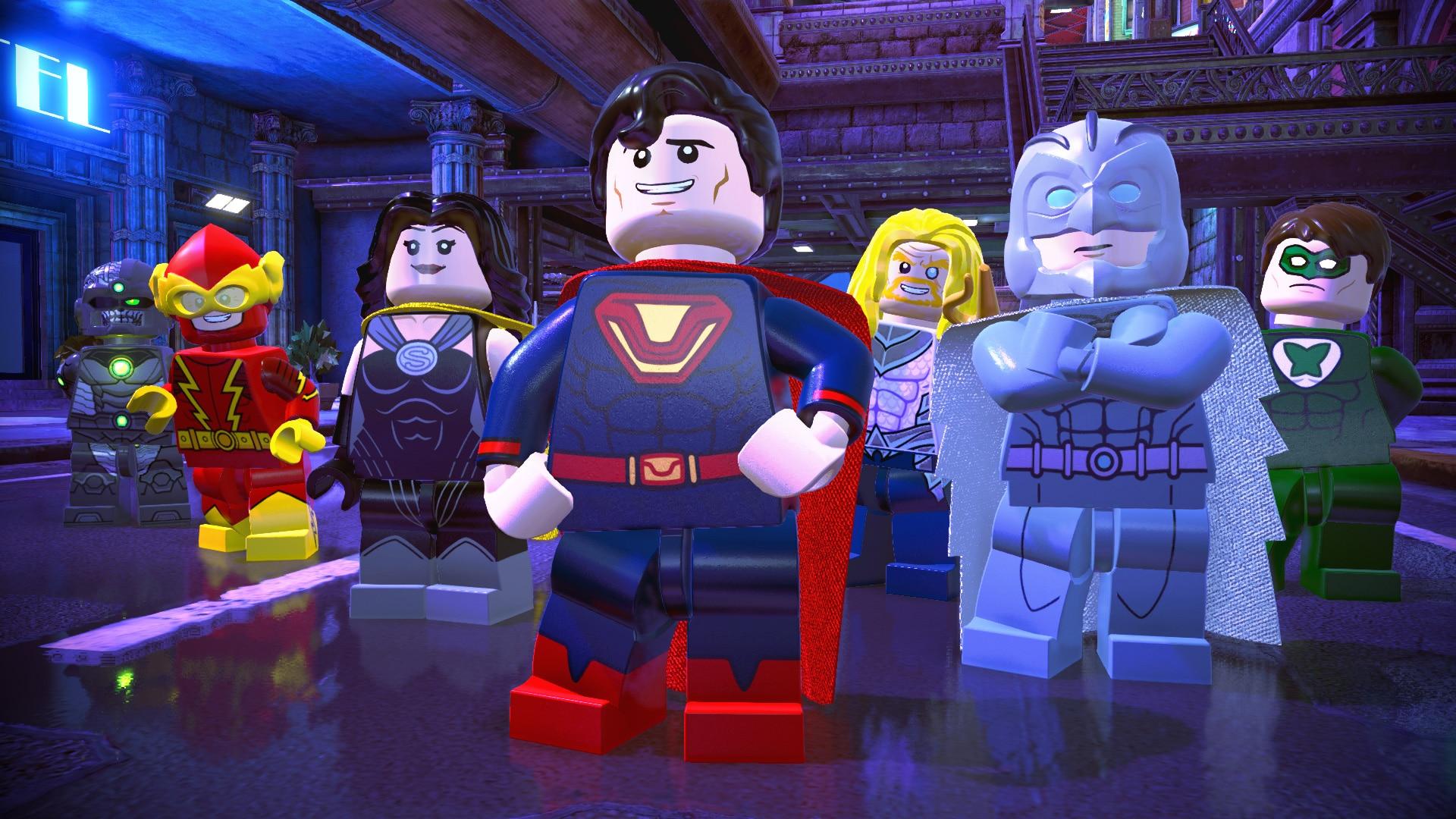 LEGO DC Super-Villains (Nintendo Switch) - Nintendo Key - EUROPE - 4