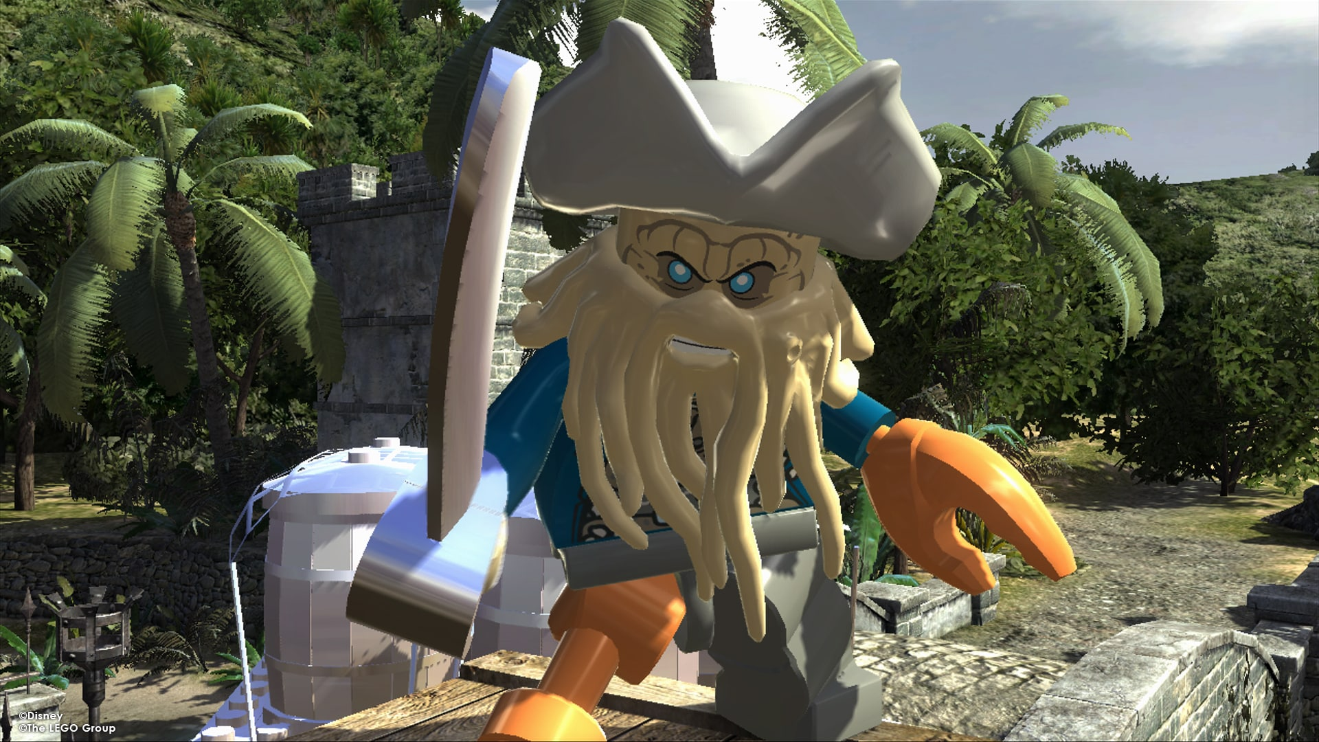 LEGO Pirates of the Caribbean (PC) - Steam Key - GLOBAL - 4