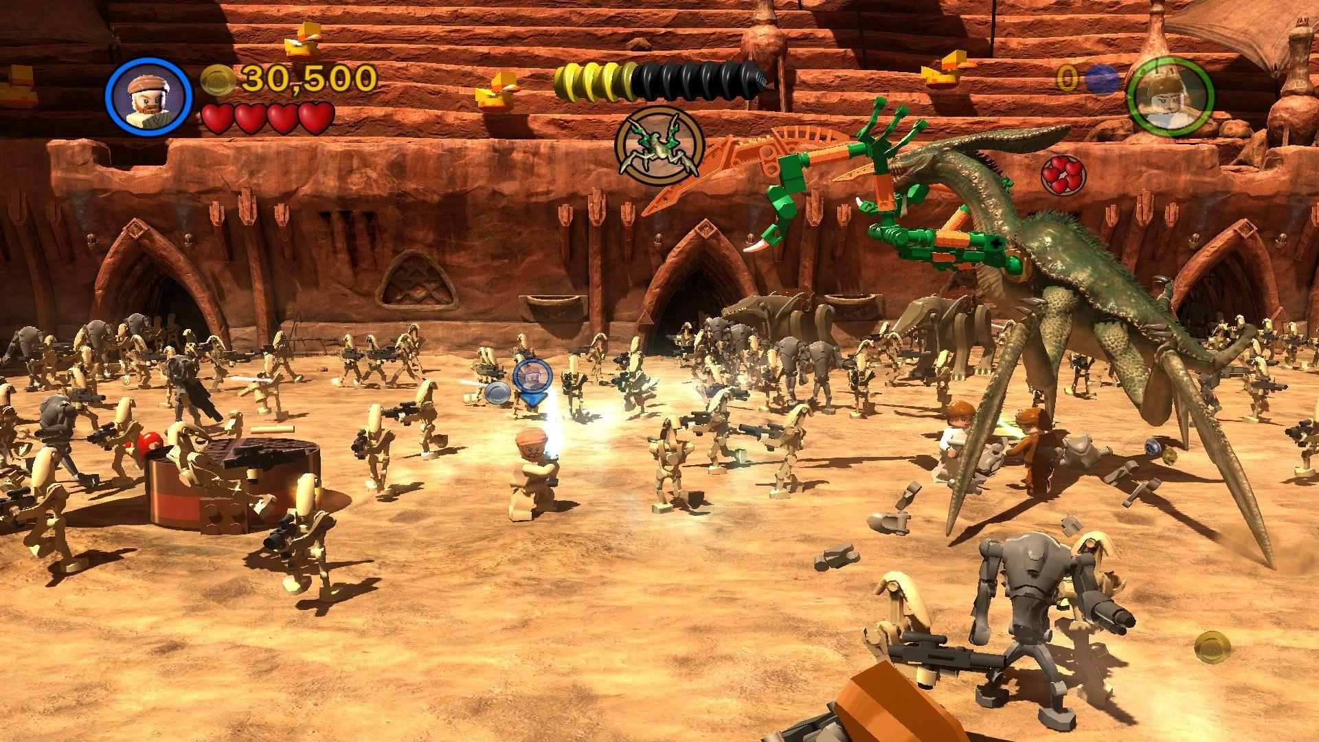 LEGO Star Wars III: The Clone Wars (PC) - Steam Key - GLOBAL - 3