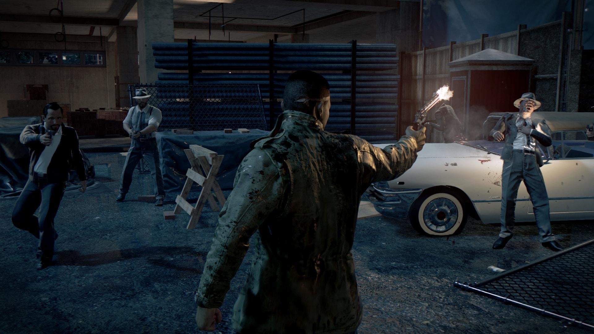 Mafia III Steam Key GLOBAL - 2