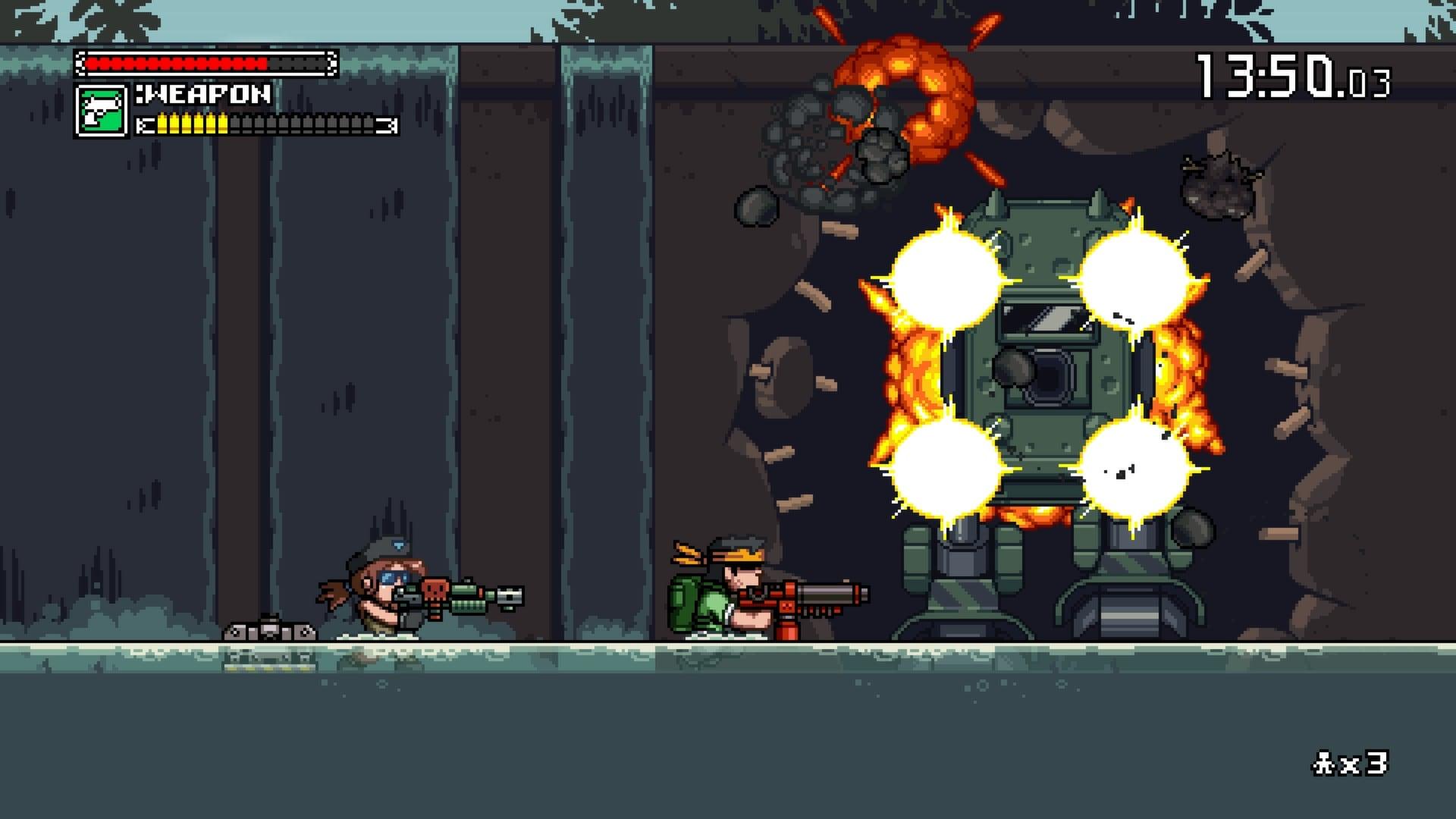 Mercenary Kings: Reloaded Edition Steam Gift GLOBAL - 3