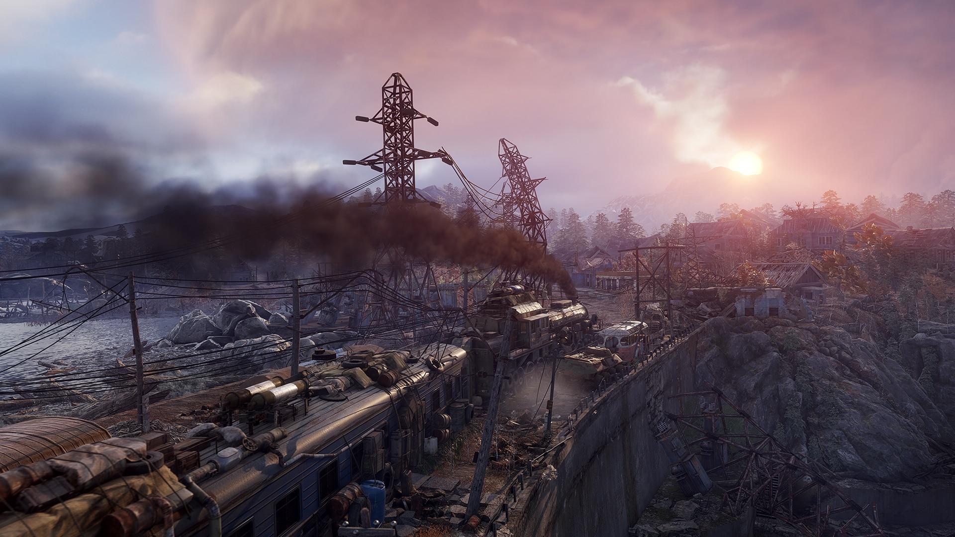 Metro Exodus (PC) - Steam Key - EUROPE - 4
