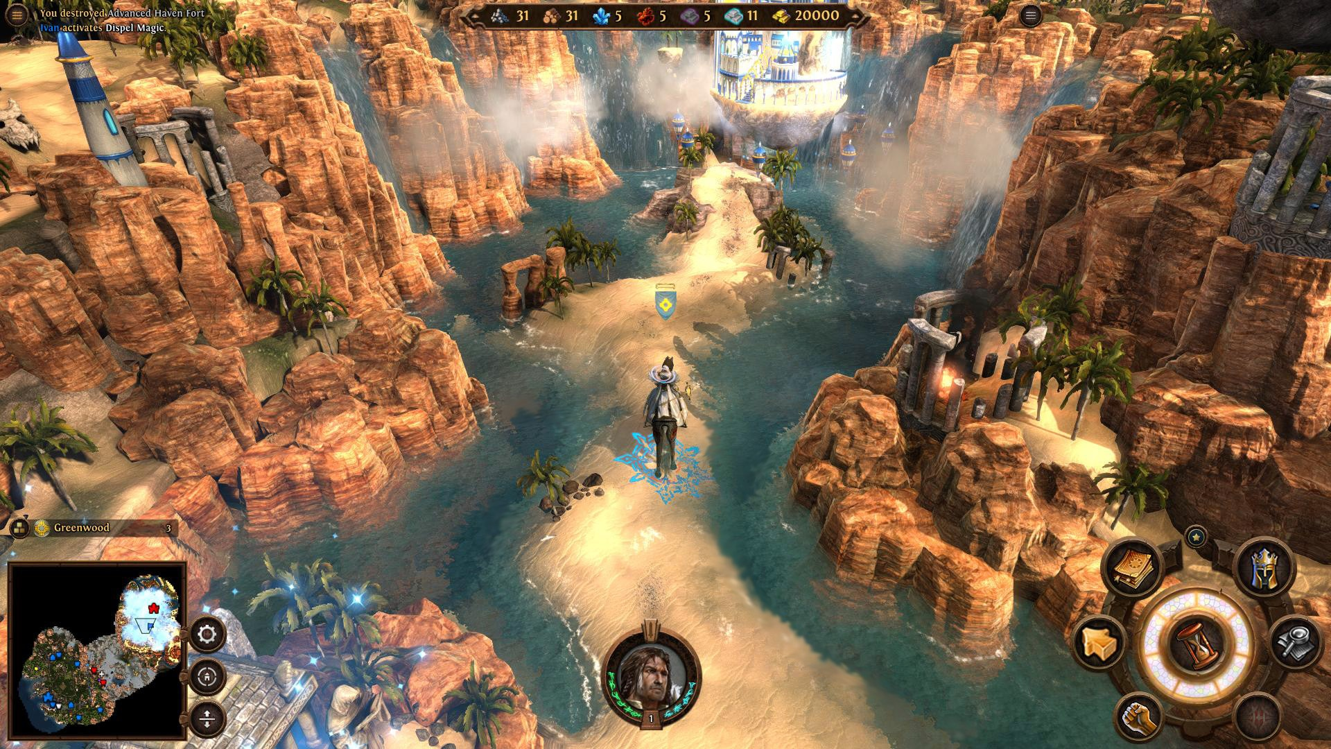 Might & Magic Heroes VII Ubisoft Connect Key GLOBAL - 3