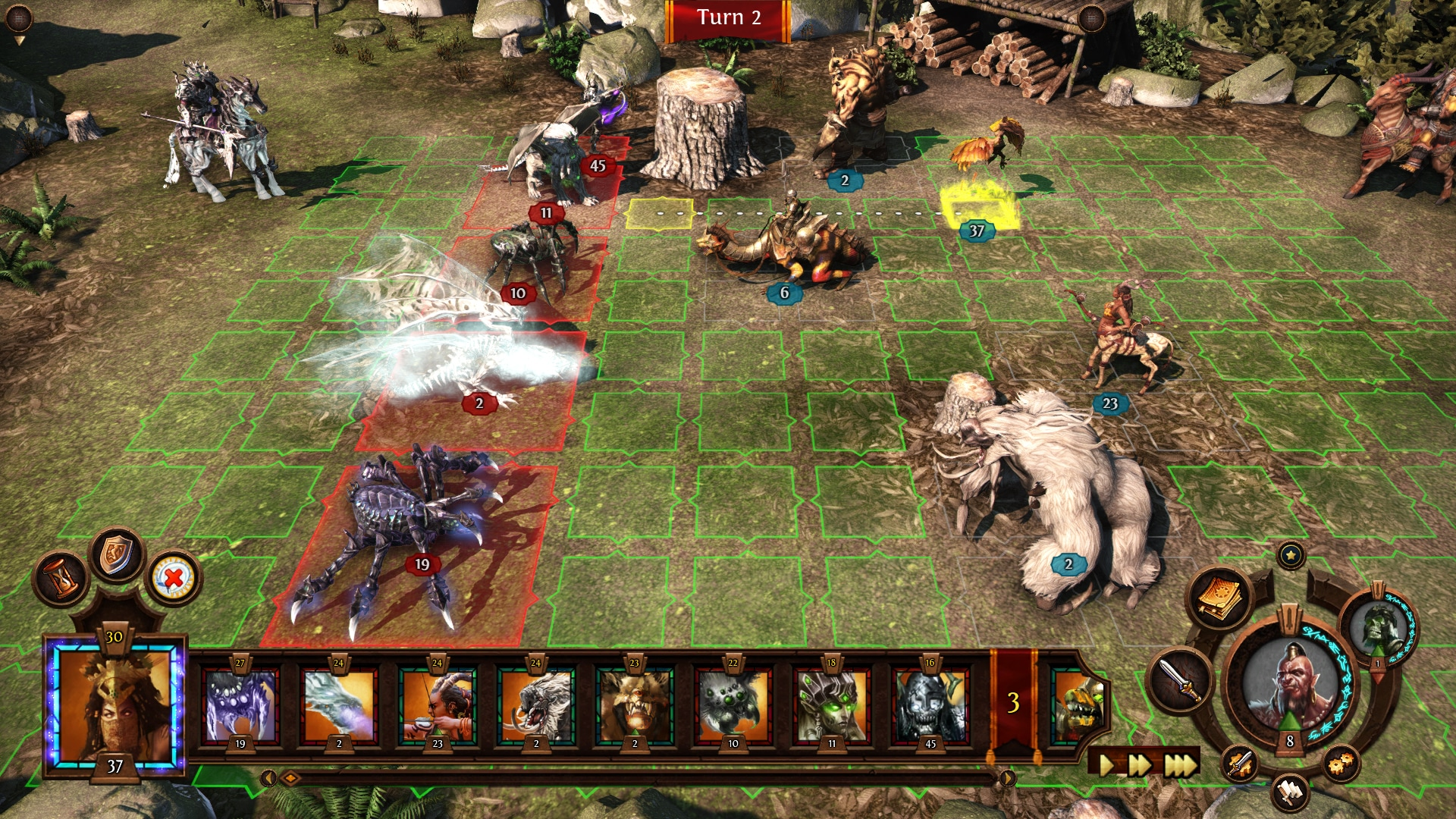 Might & Magic Heroes VII Ubisoft Connect Key GLOBAL - 4