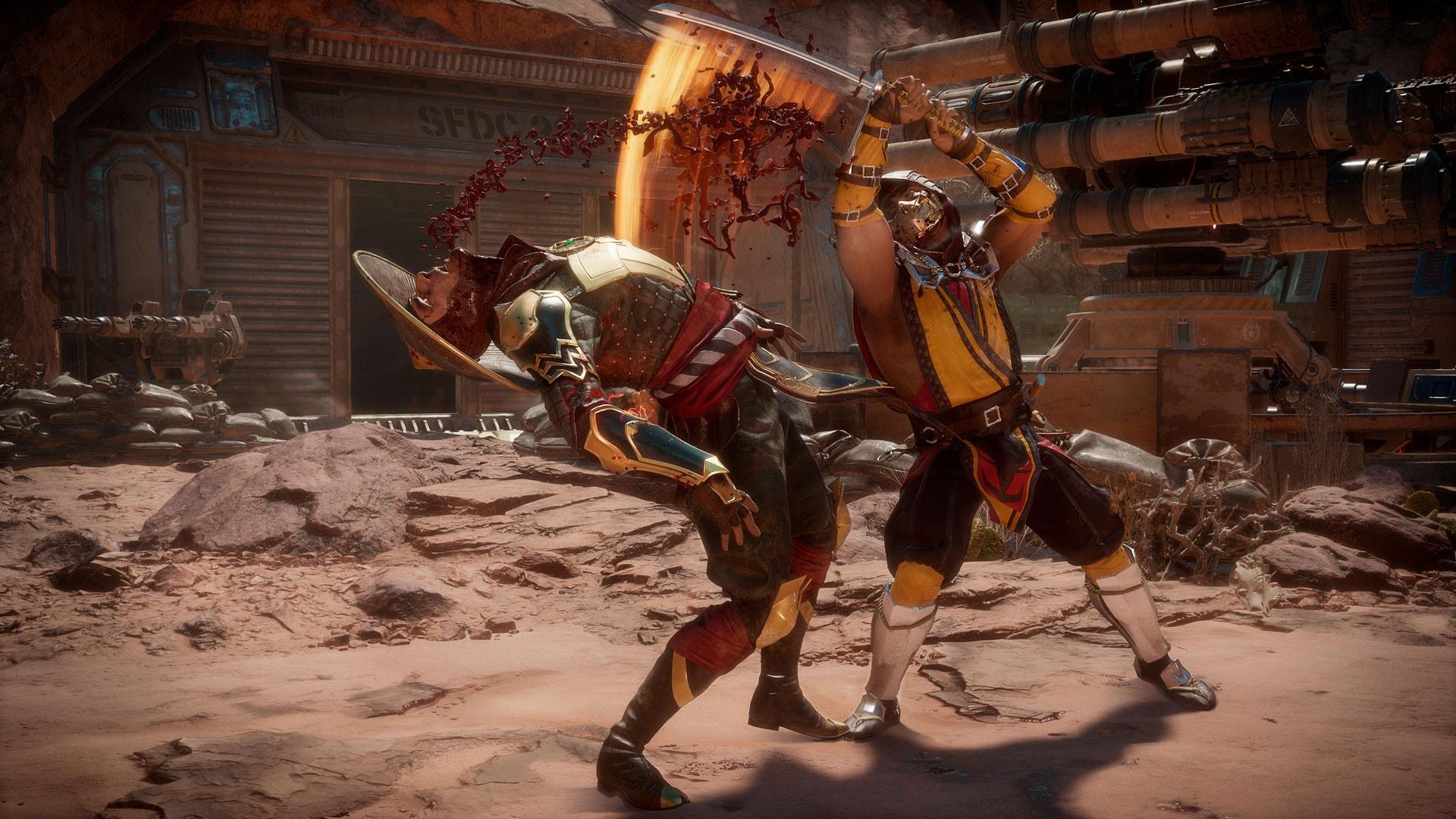 Mortal Kombat 11   Aftermath Kollection (PS4, PS5) - PSN Key - EUROPE - 3