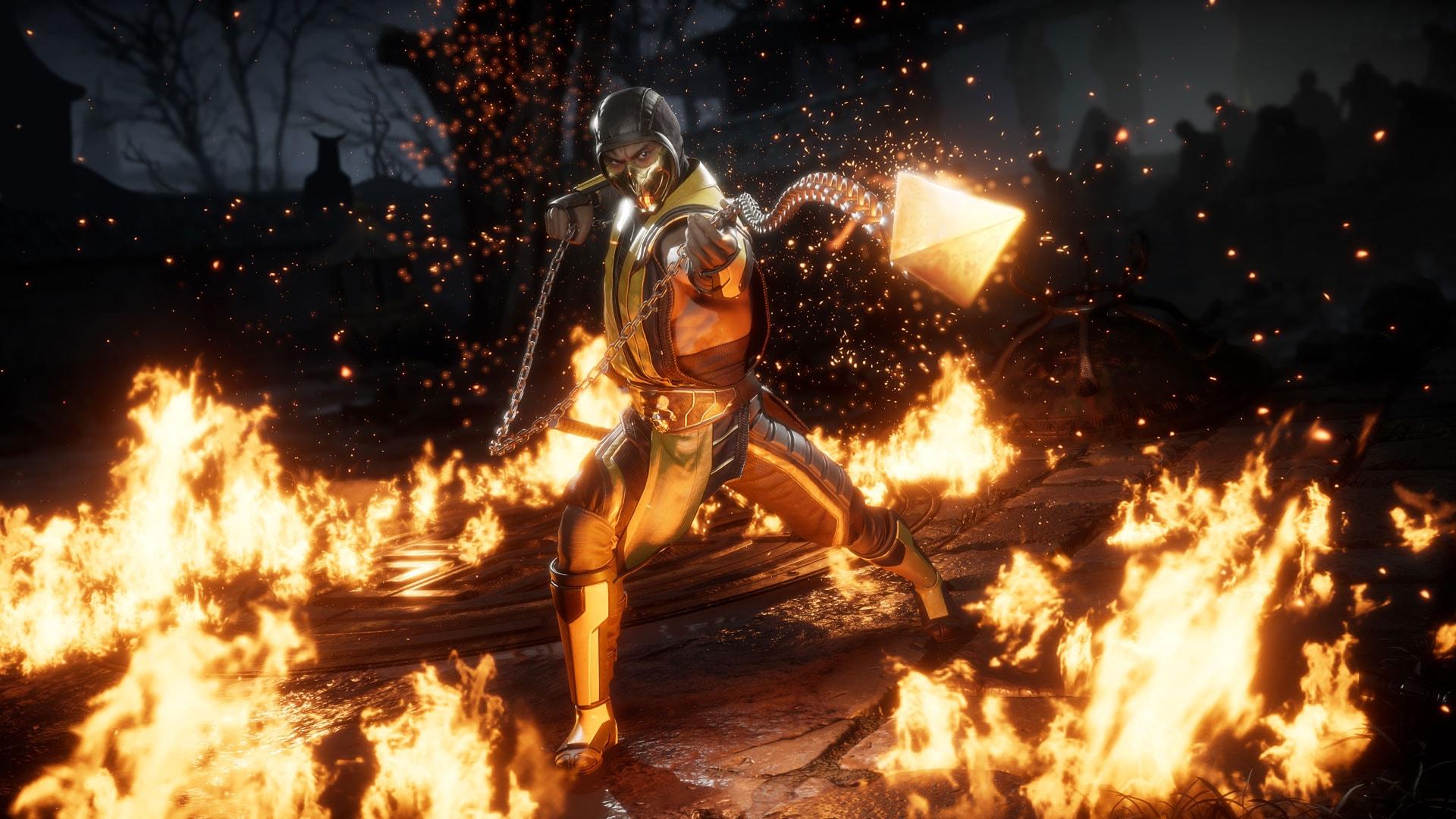 Mortal Kombat 11 | Aftermath Kollection (PS4, PS5) - PSN Key - UNITED STATES - 4