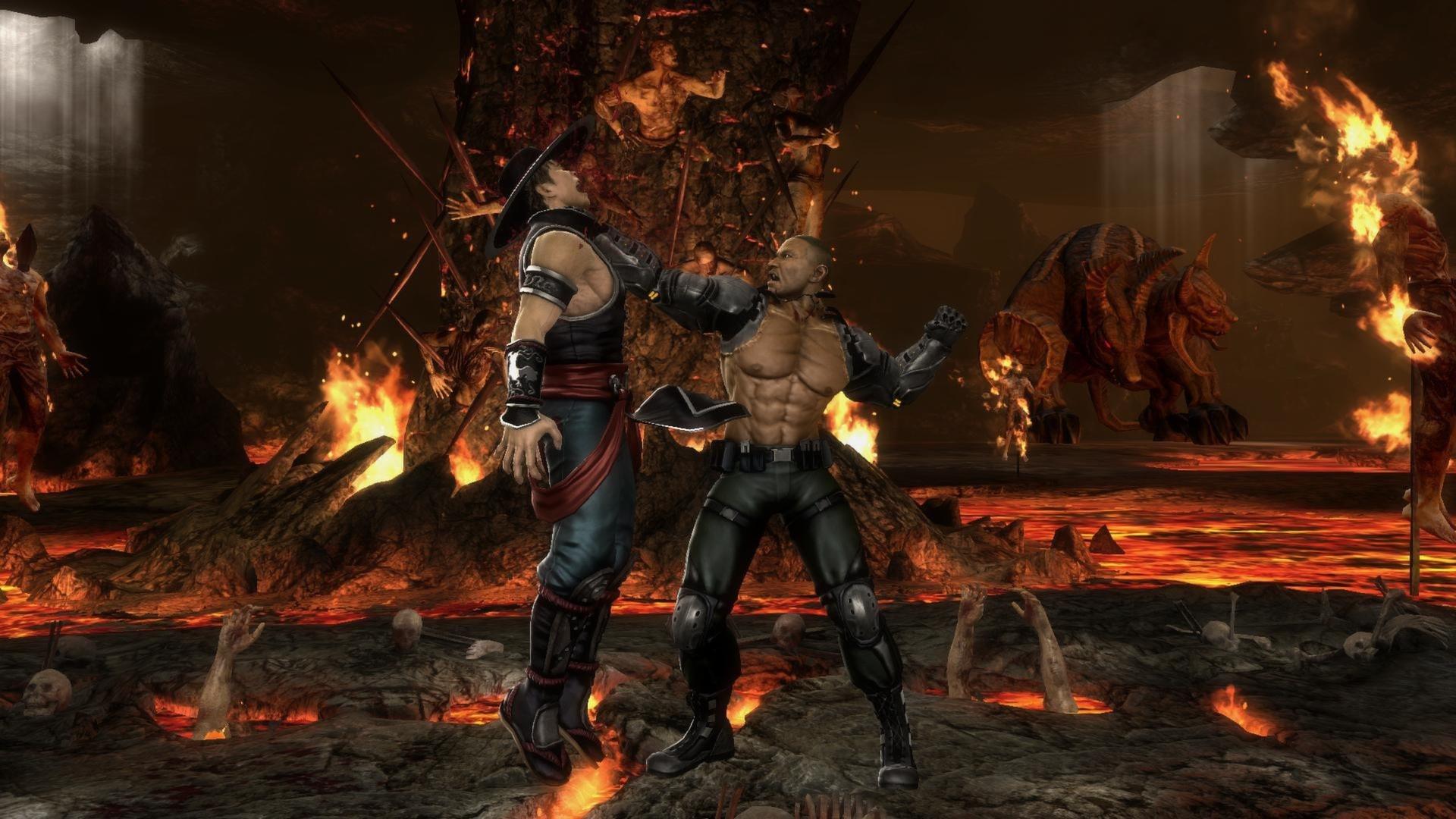 Mortal Kombat: Komplete Edition Steam Key GLOBAL - 4