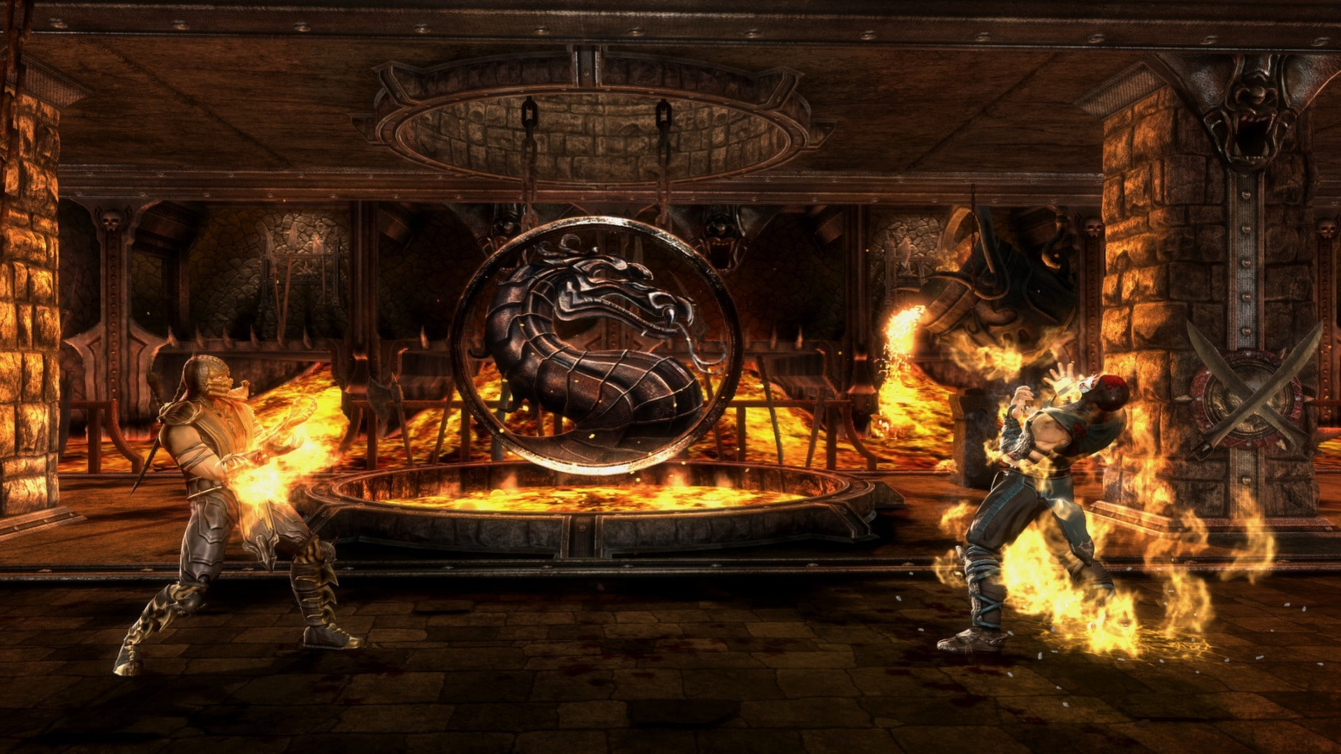 Mortal Kombat: Komplete Edition Steam Key GLOBAL - 2