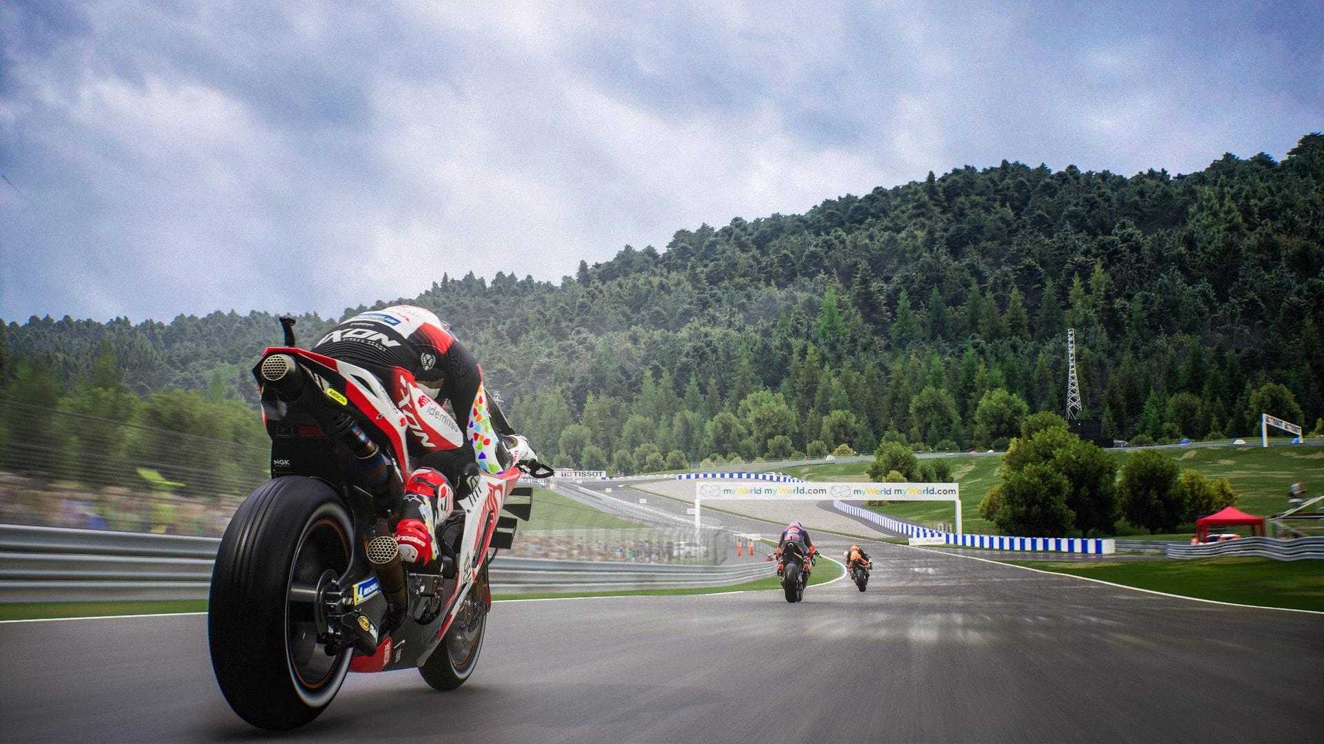MotoGP 21 (PC) - Steam Key - GLOBAL - 4