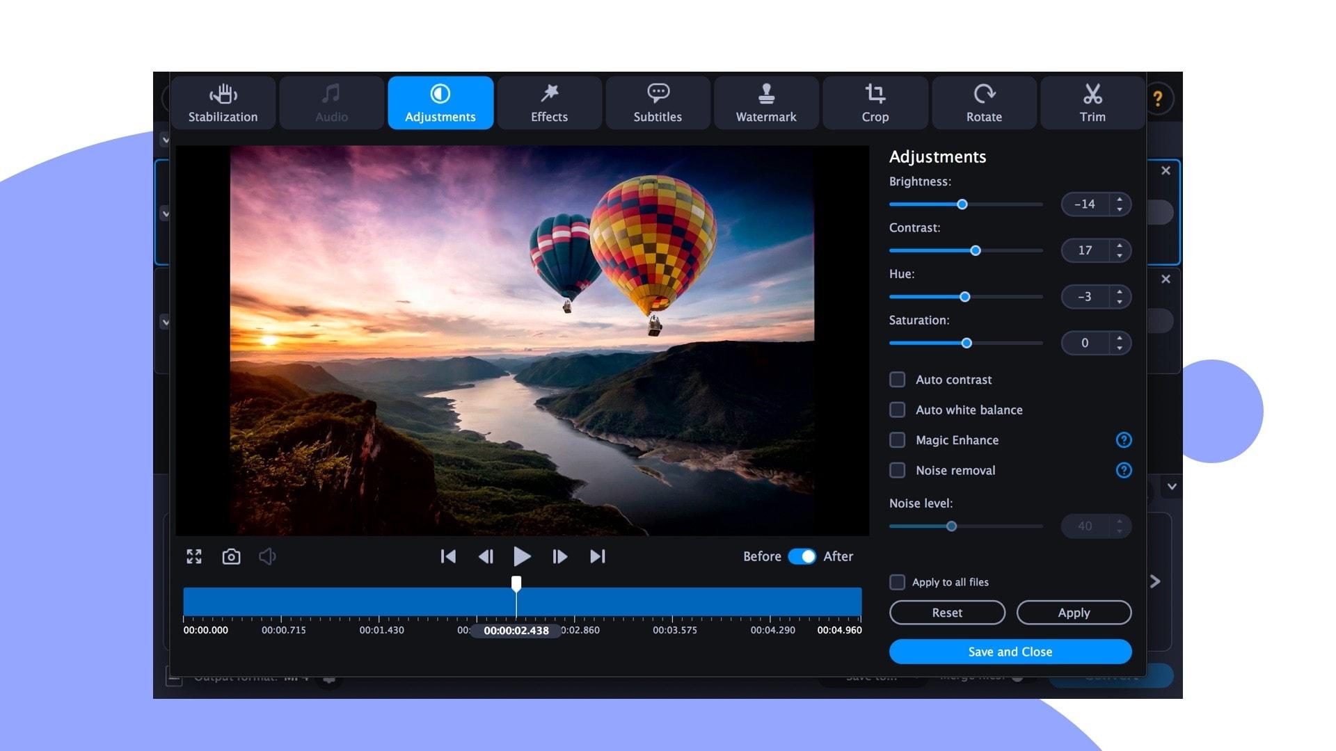 Movavi Video Converter Premium 2021 (PC) - Steam Key - GLOBAL - 4