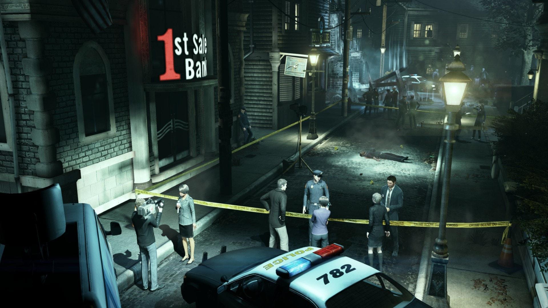 Murdered: Soul Suspect Steam Key GLOBAL - 2