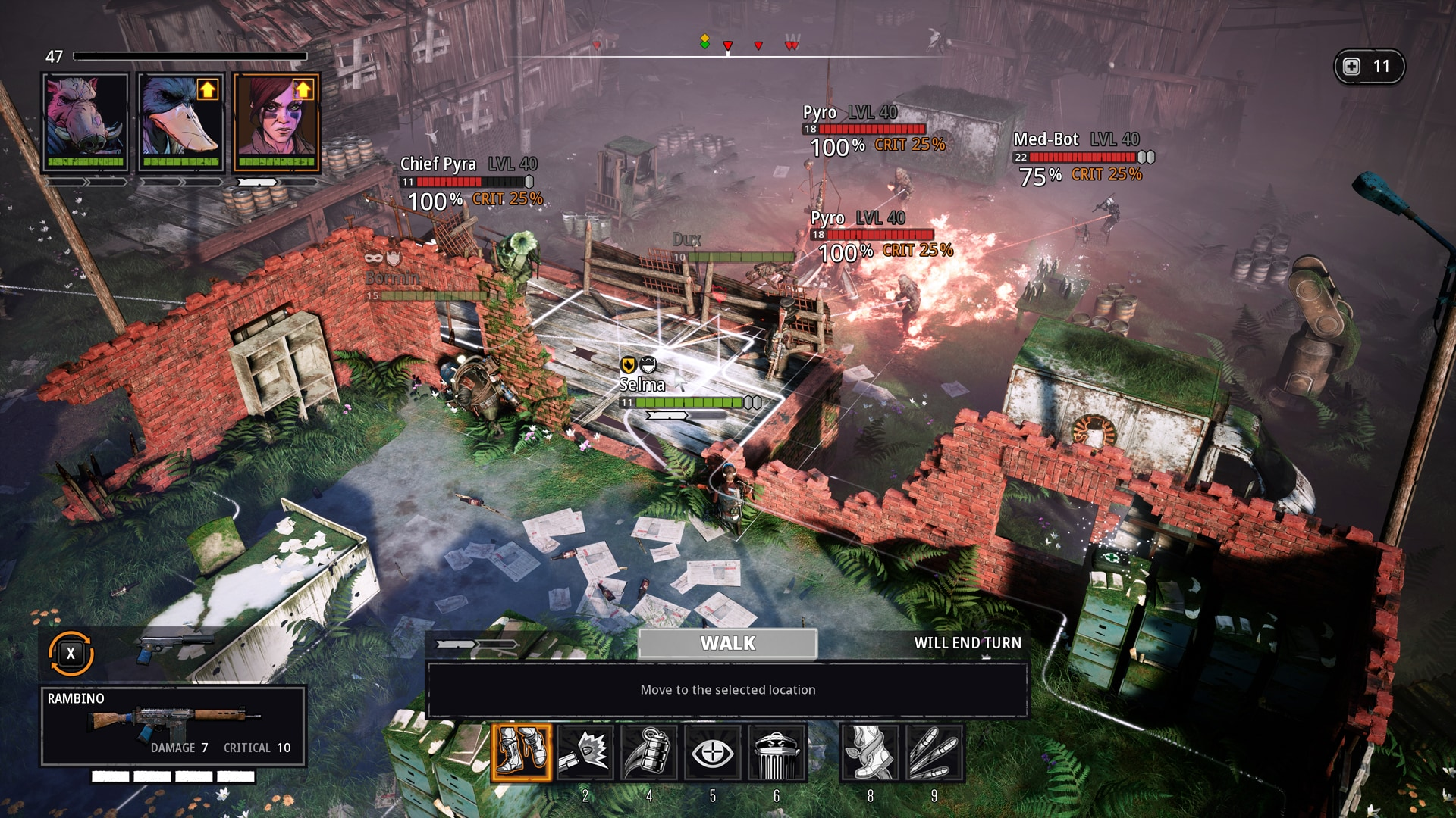 Mutant Year Zero: Road to Eden Steam Key GLOBAL - 4