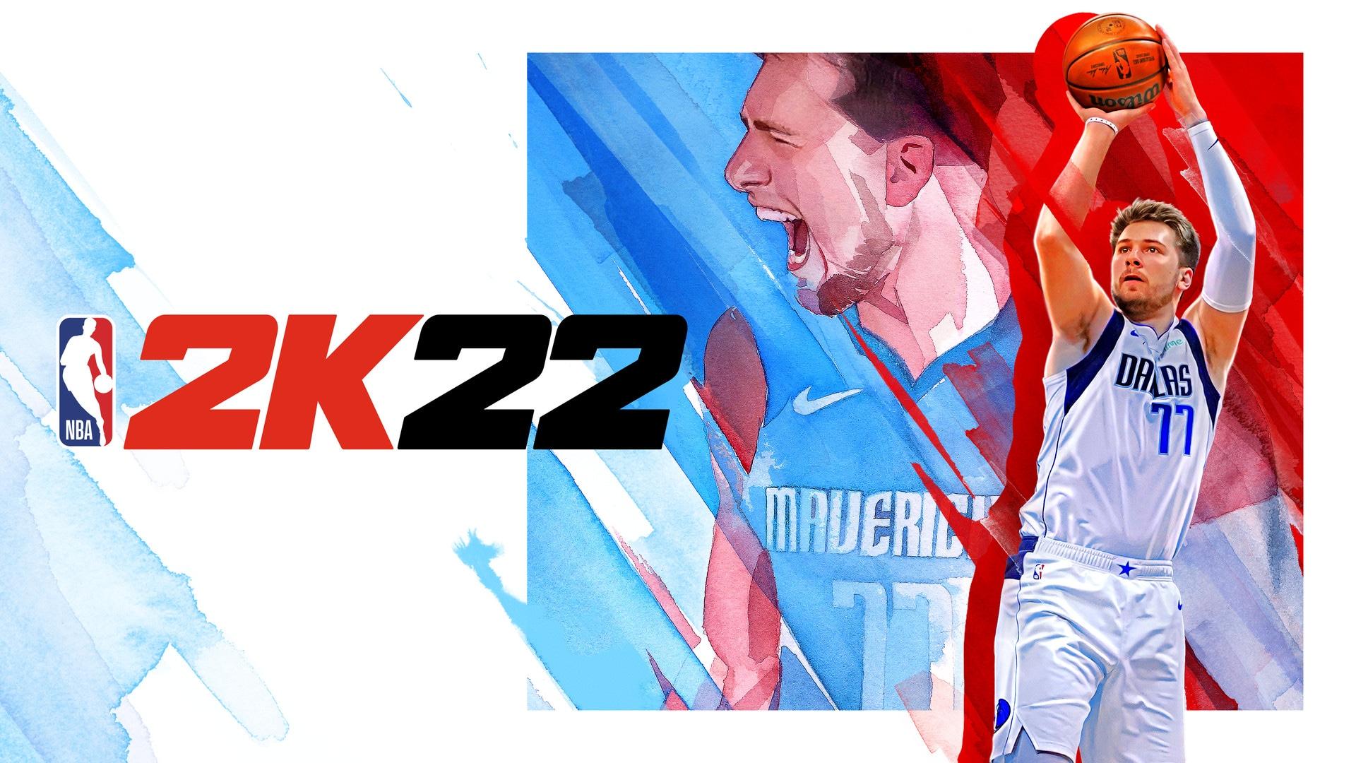 NBA 2K22 (PC) - Steam Key - EUROPE - 2