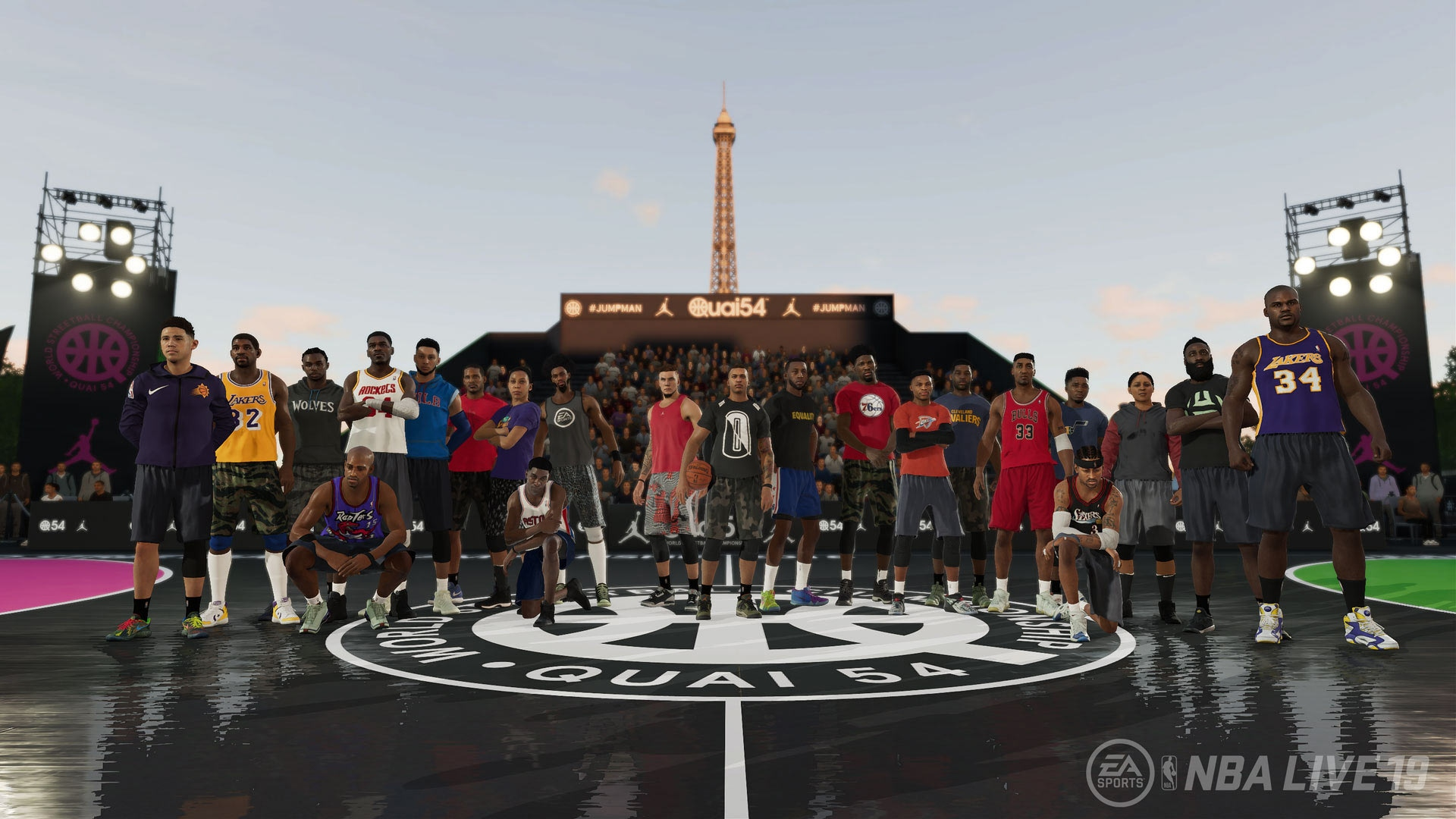 NBA Live 19: The One Edition PSN Key UNITED STATES - 4