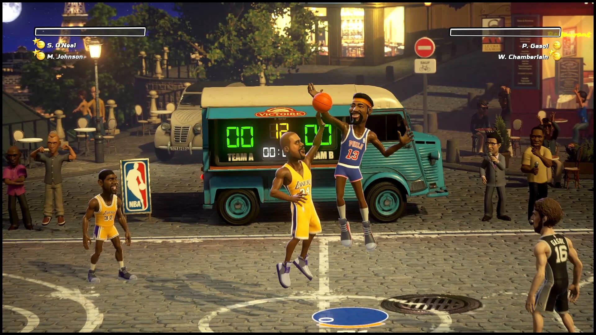 NBA Playgrounds Steam Key GLOBAL - 4