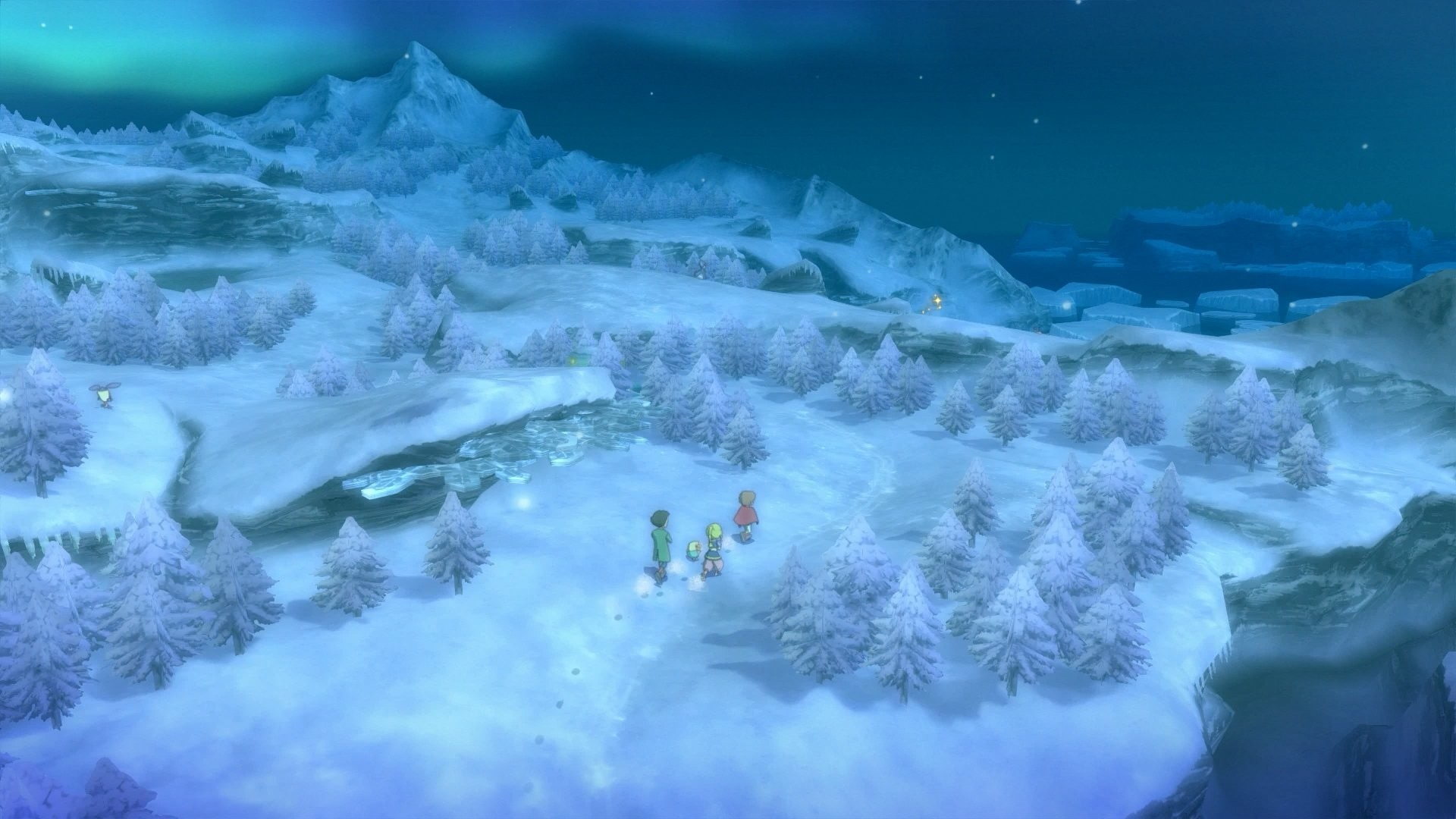 Ni no Kuni Wrath of the White Witch Remastered (PC) - Steam Key - EUROPE - 3