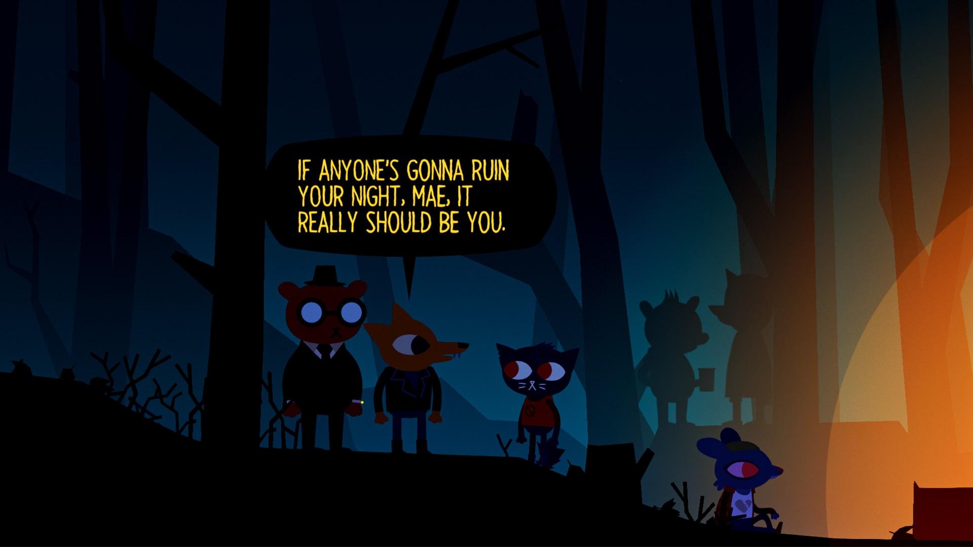 Night in the Woods Steam Key GLOBAL - 3