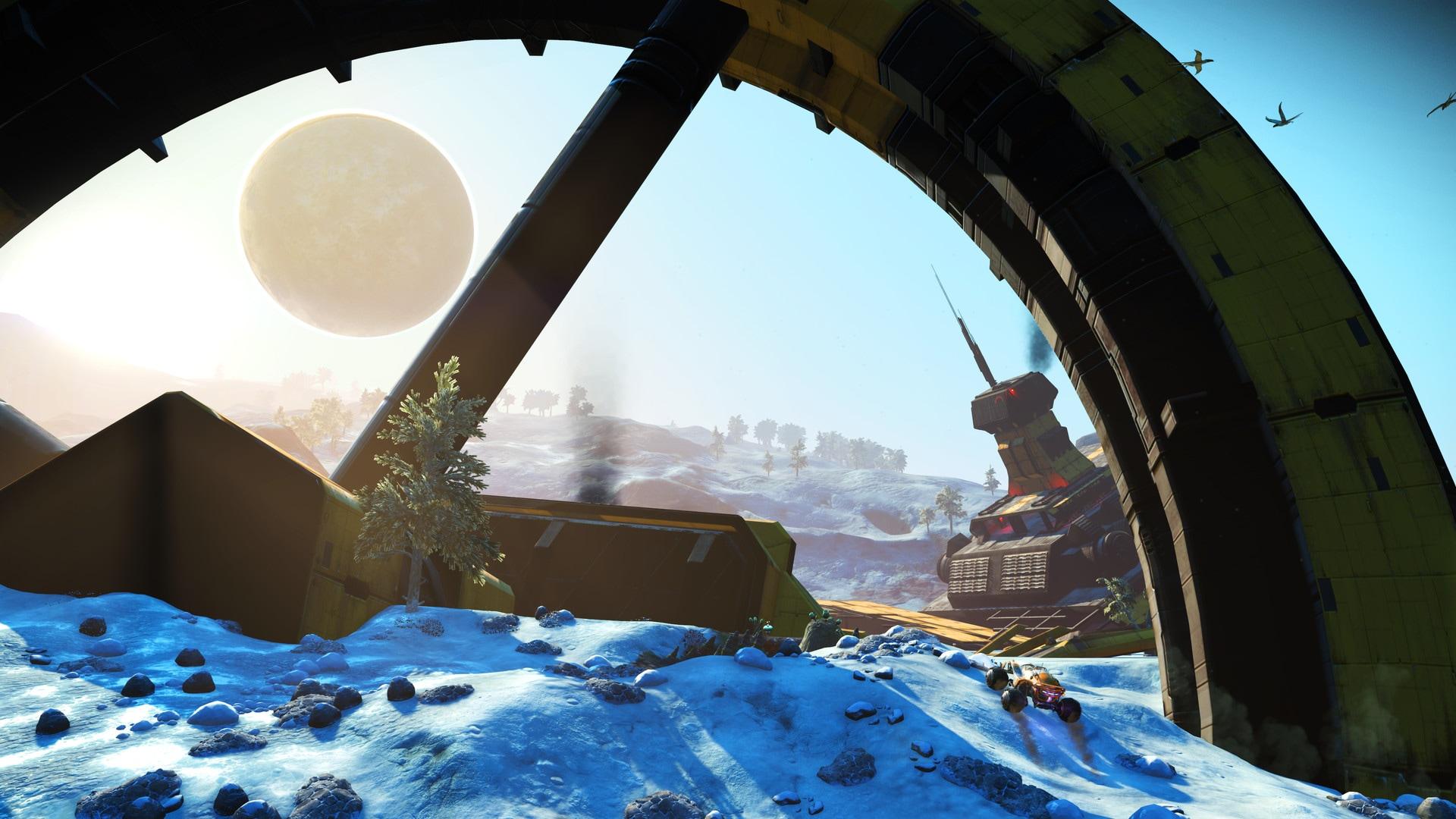 No Man's Sky Steam Key GLOBAL - 4