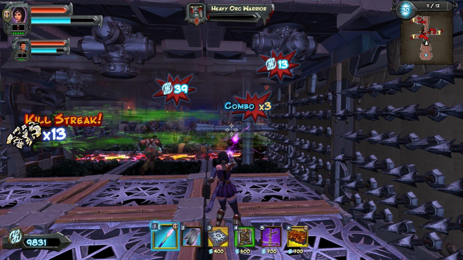 Orcs Must Die! 2 Steam Key GLOBAL - 3