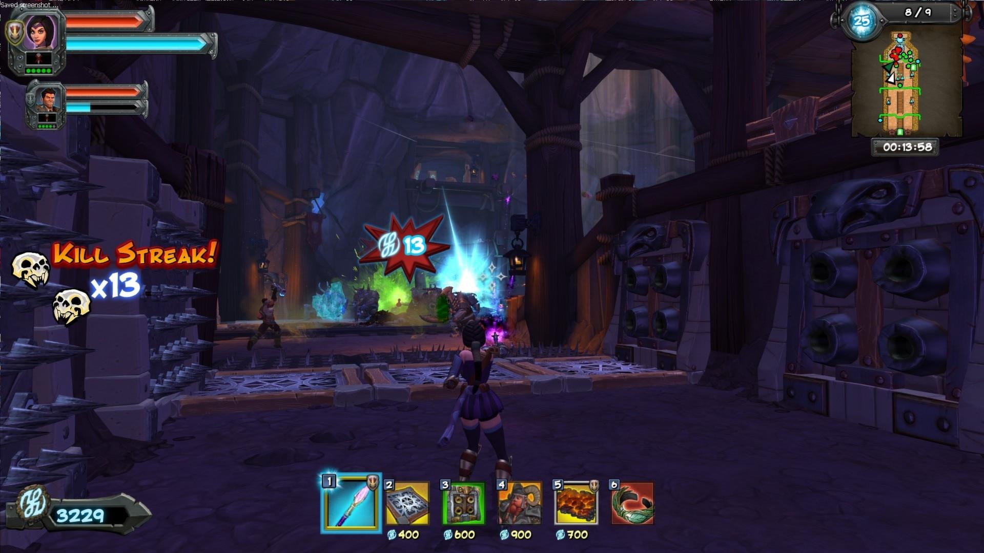Orcs Must Die! 2 Steam Key GLOBAL - 4