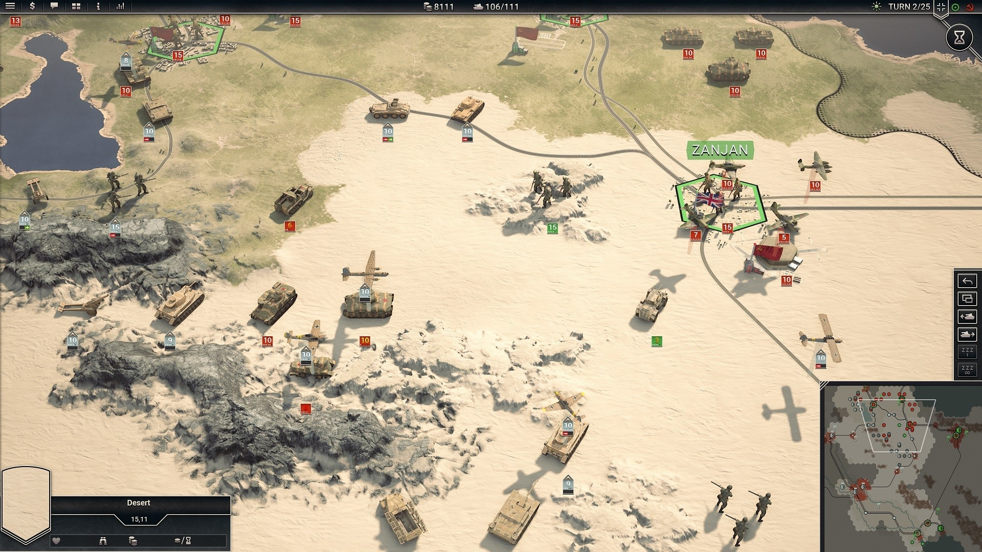 Panzer Corps 2 - Steam - Key GLOBAL - 2